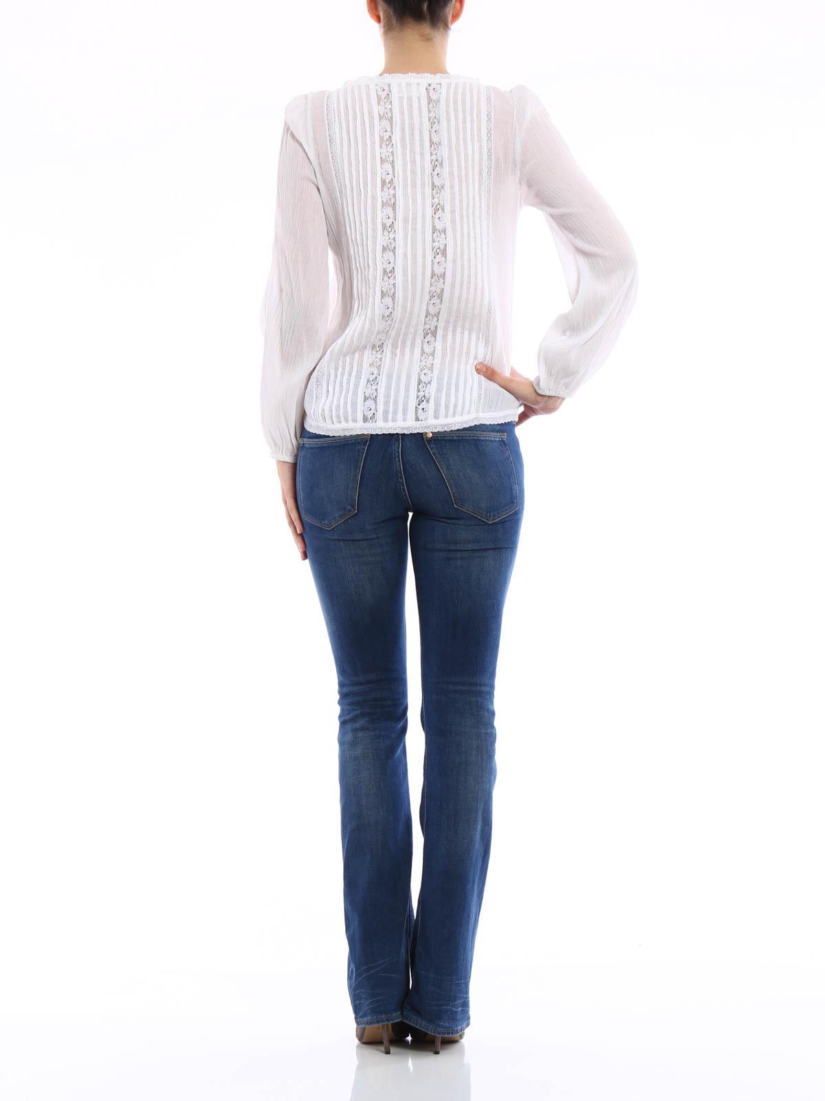 Mayra blouse shop online: isabel marant etoile