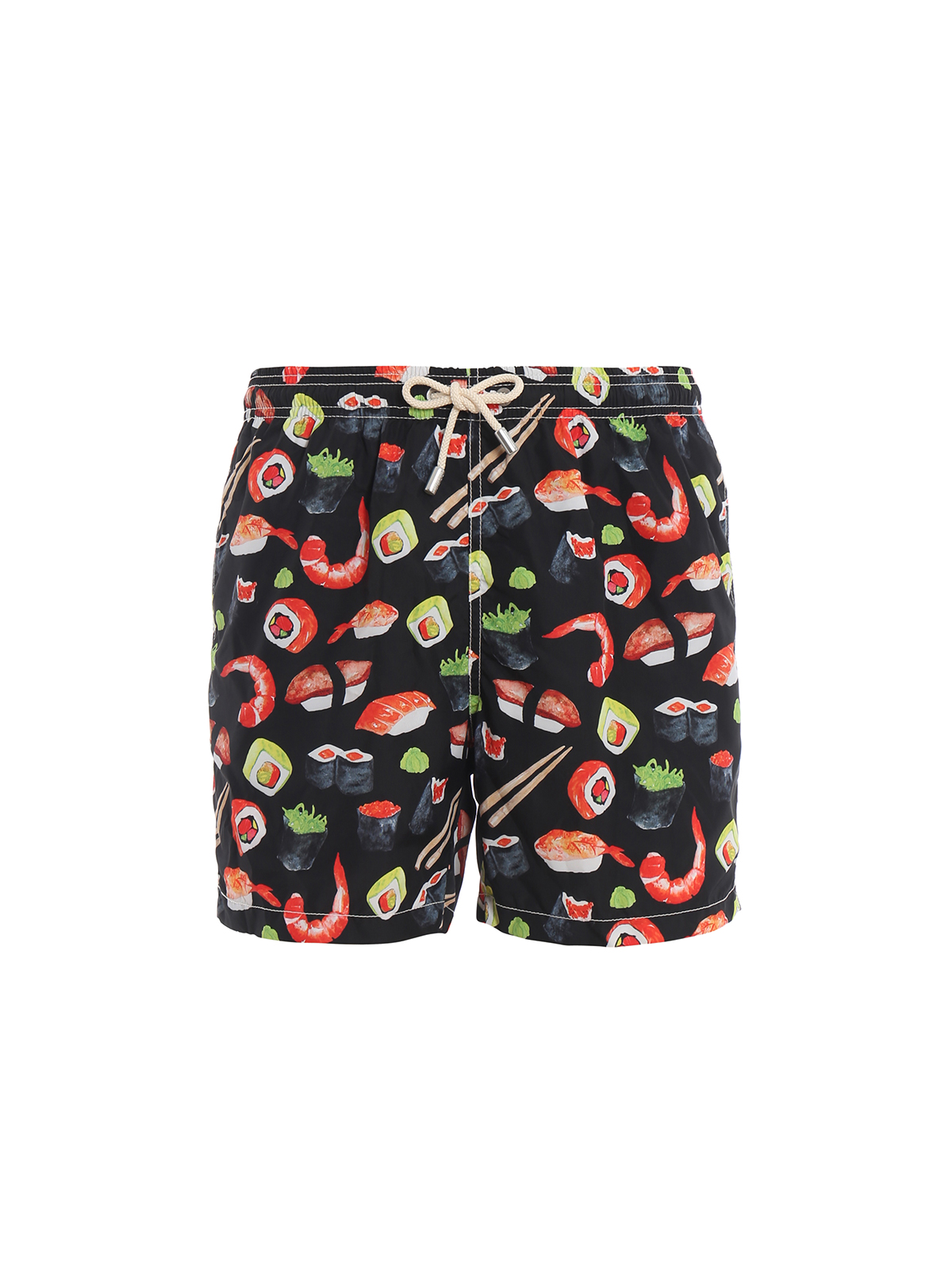 bd38f52592d11 MC2 SAINT BARTH: Swim shorts & swimming trunks - Lighting sushi print swim  shorts