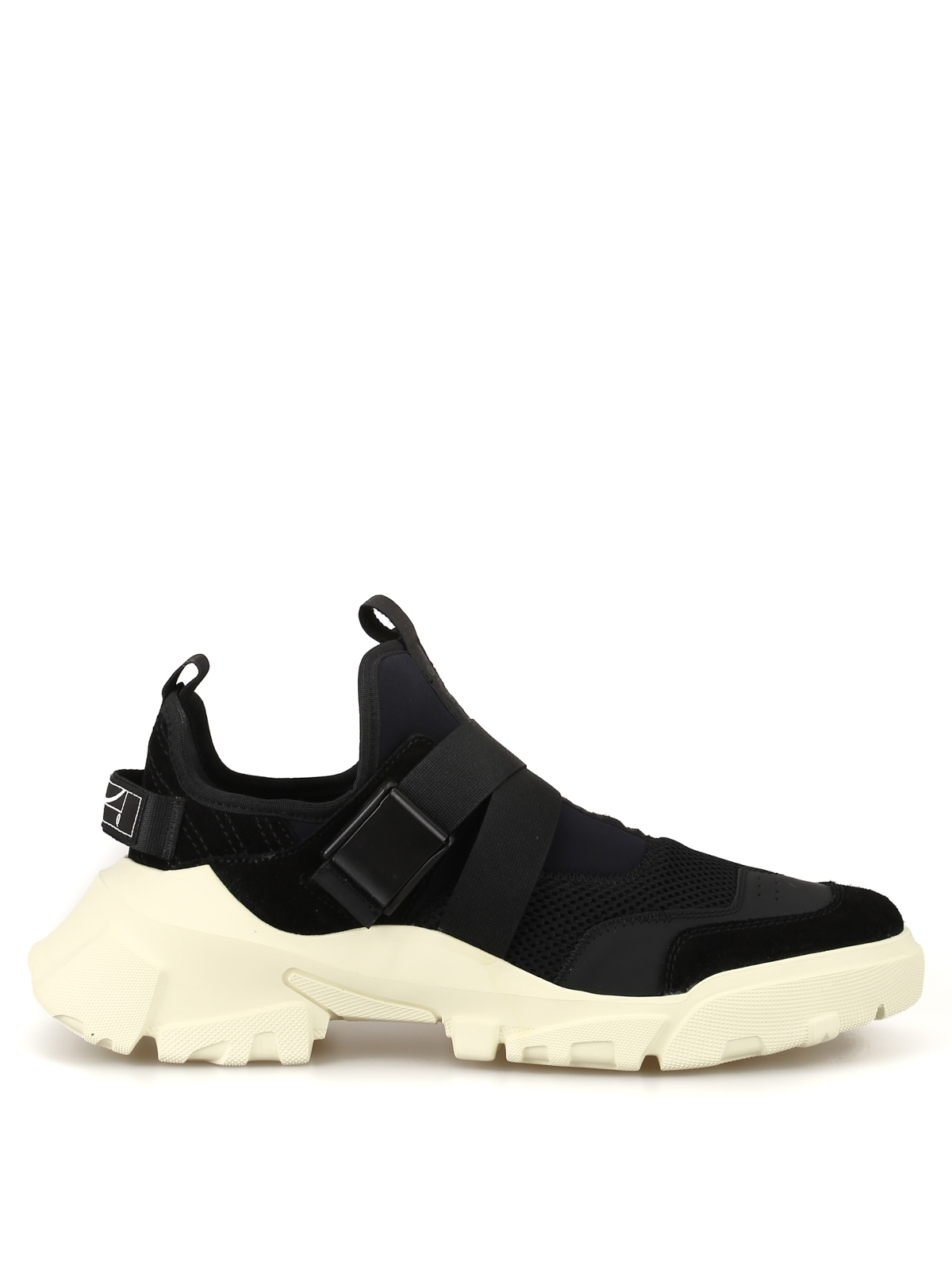 Mcq By Alexander Mcqueen Orbyt black sneakers