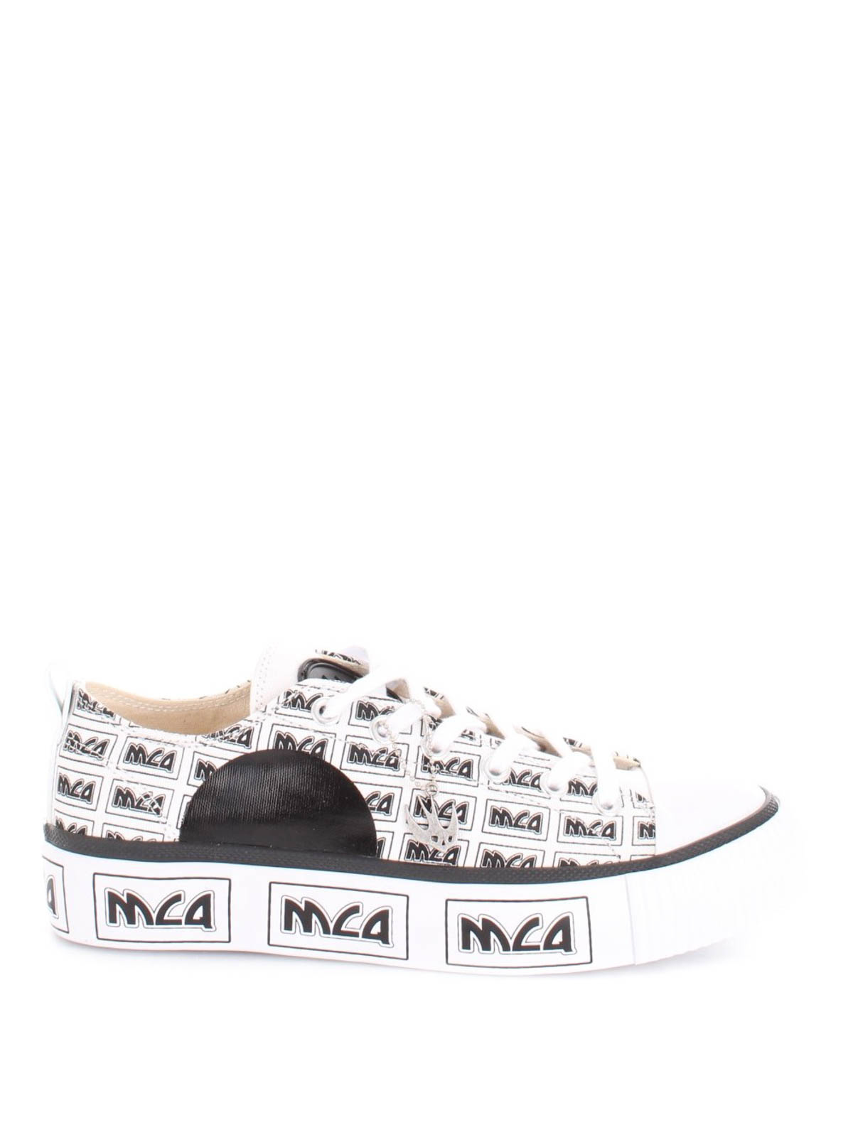 Mcq - Plimsoll sneakers - trainers