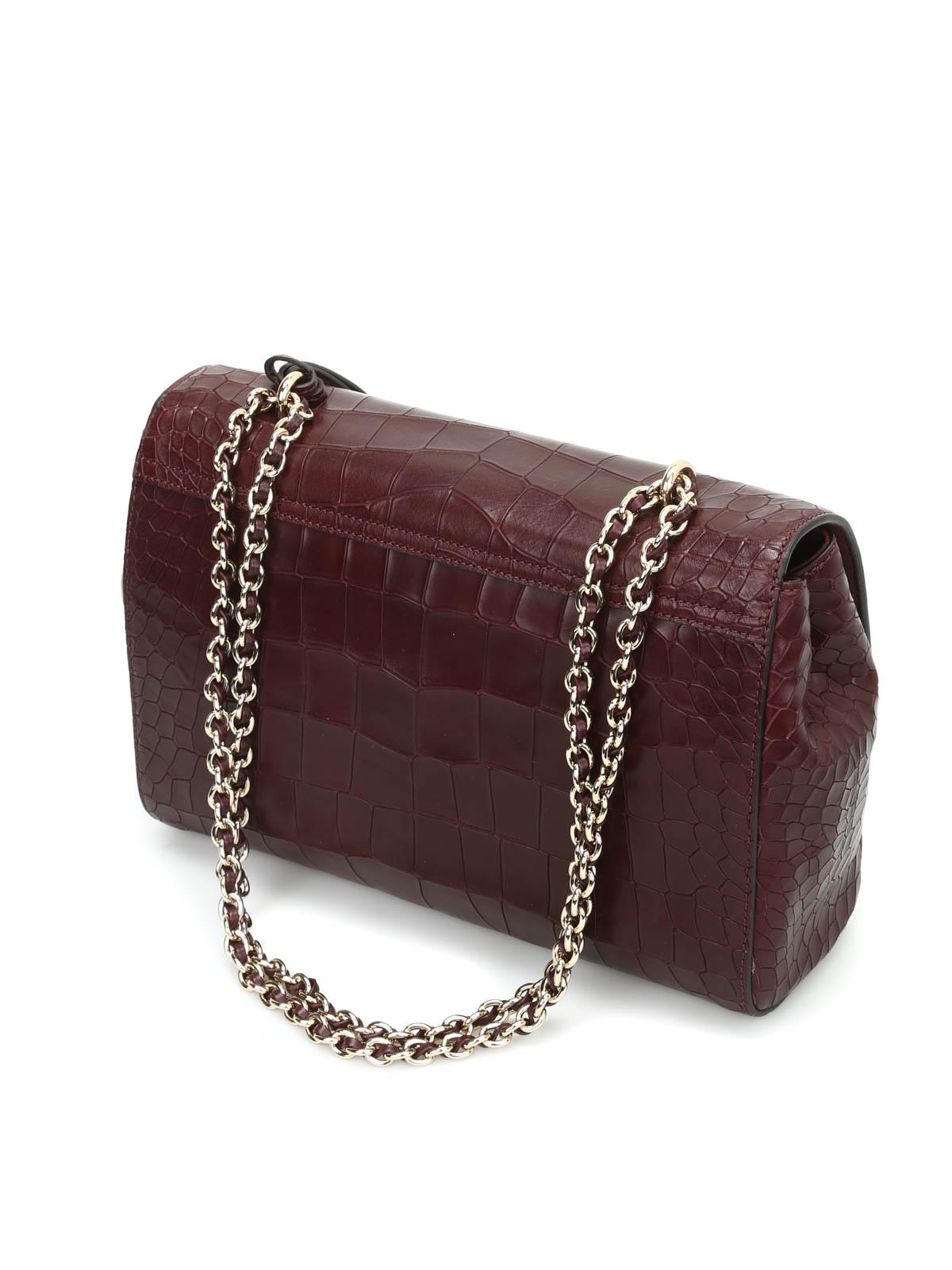 Mulberry - Medium Lily shoulder bag - shoulder bags - HH3527 283 K195 2329076b48