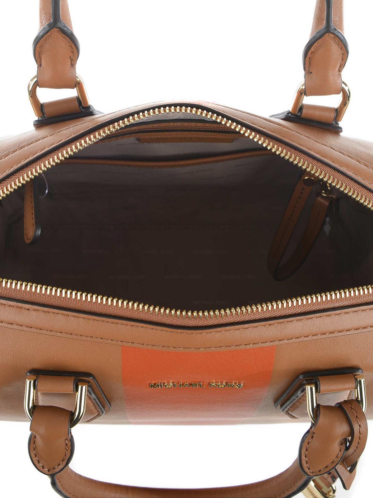 michael kors medium mercer bowling bag bowling bags. Black Bedroom Furniture Sets. Home Design Ideas