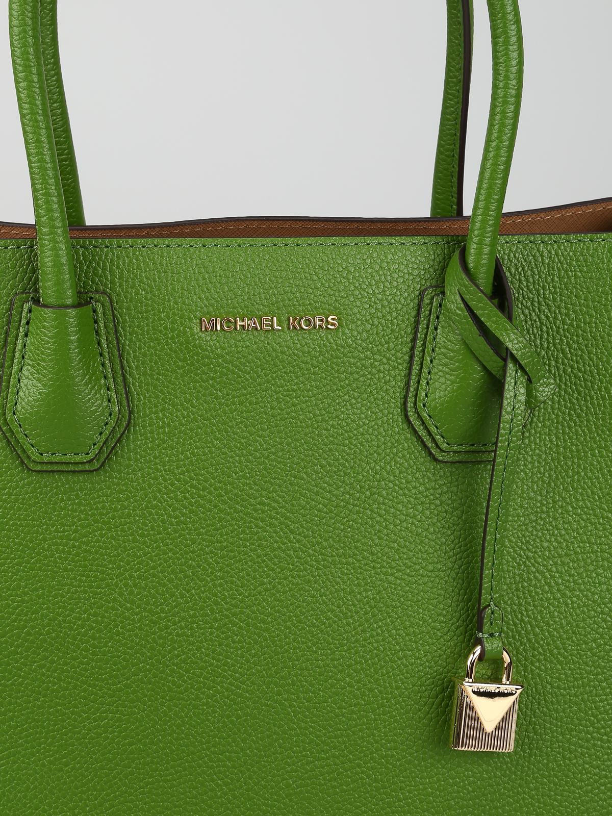 Michael Kors Shopper Grün Handtaschen 30F6GM9T3L