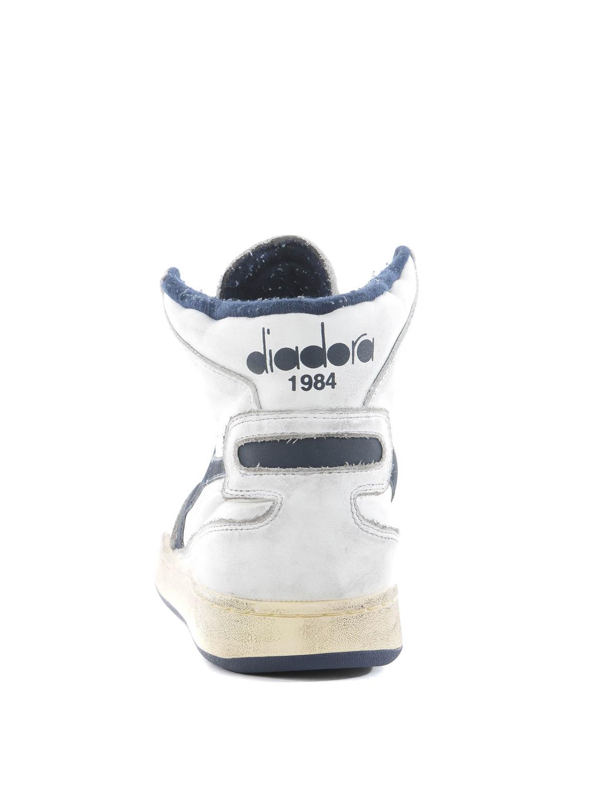 50% ceny wielka wyprzedaż uk przejść do trybu online Diadora Heritage - Mi Basket Used sneakers - trainers ...