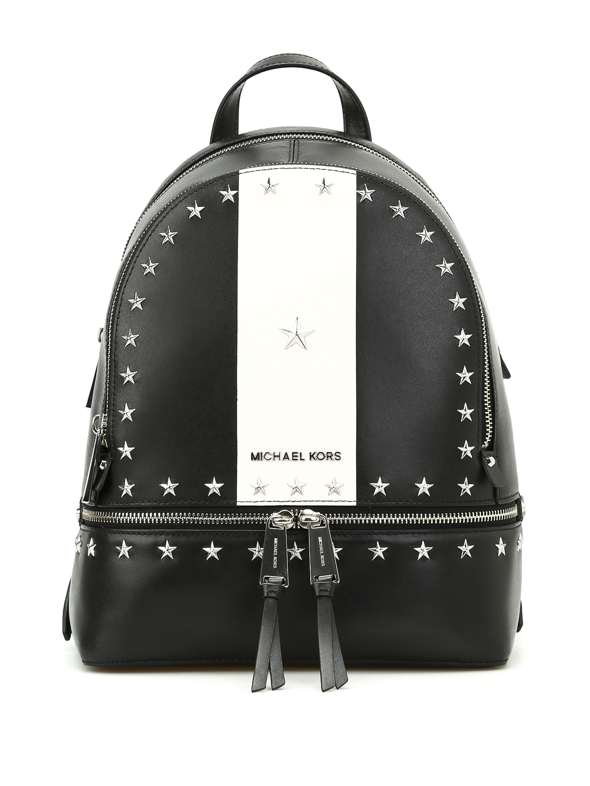 rhea backpack with star decoration by michael kors. Black Bedroom Furniture Sets. Home Design Ideas
