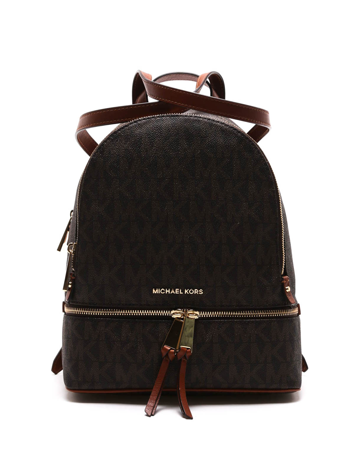 Michael Kors - Rhea signature small backpack - backpacks - 30H5GEZB1B 200