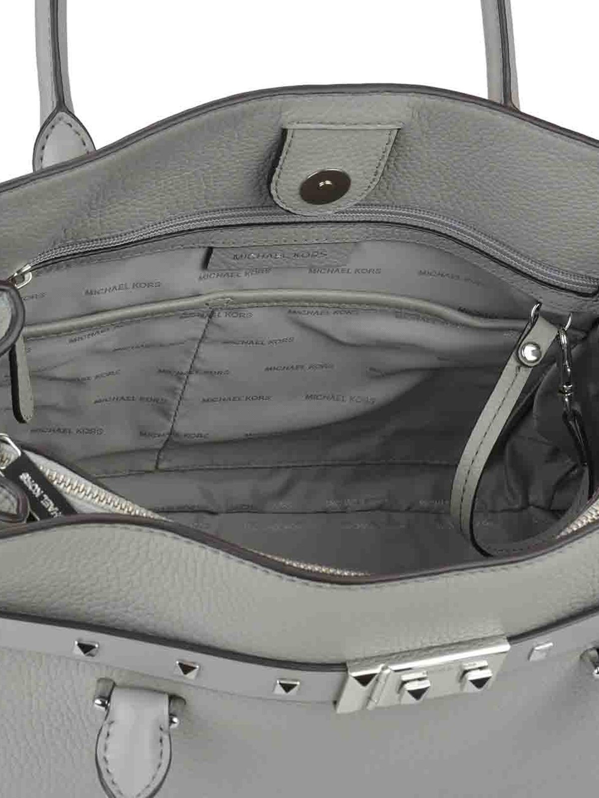 a9338da8b8ed41 Michael Kors - Addison large leather tote - totes bags - 30F8SADT3L 081