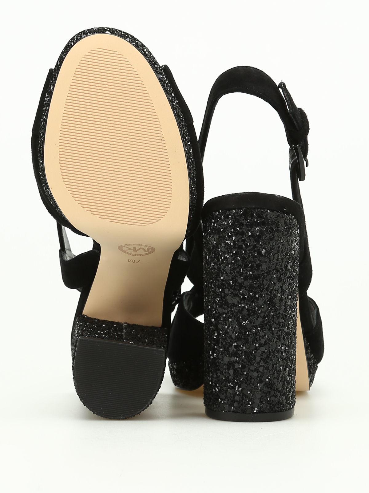 41ded1f8c17 Michael Kors - Becky platform sandals - sandals - 40F7BEHS4S001