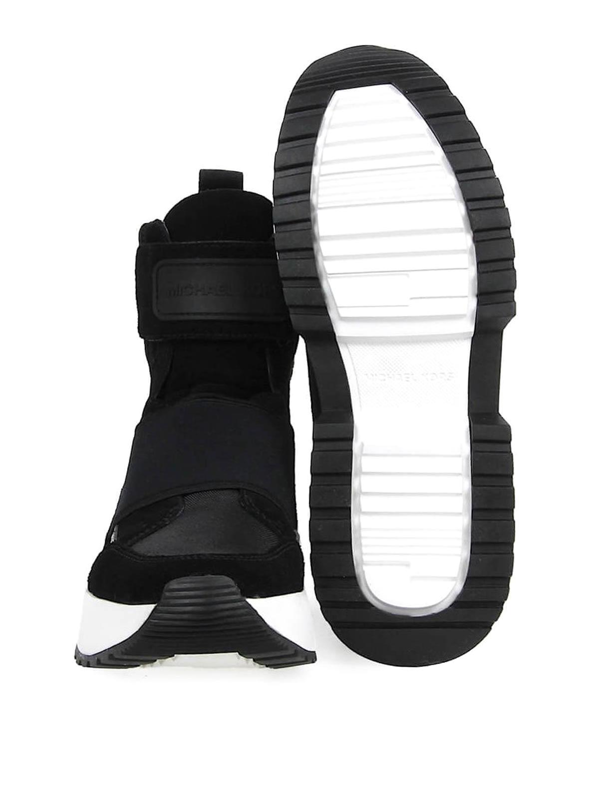 Michael Kors - Cosmo high top sneakers