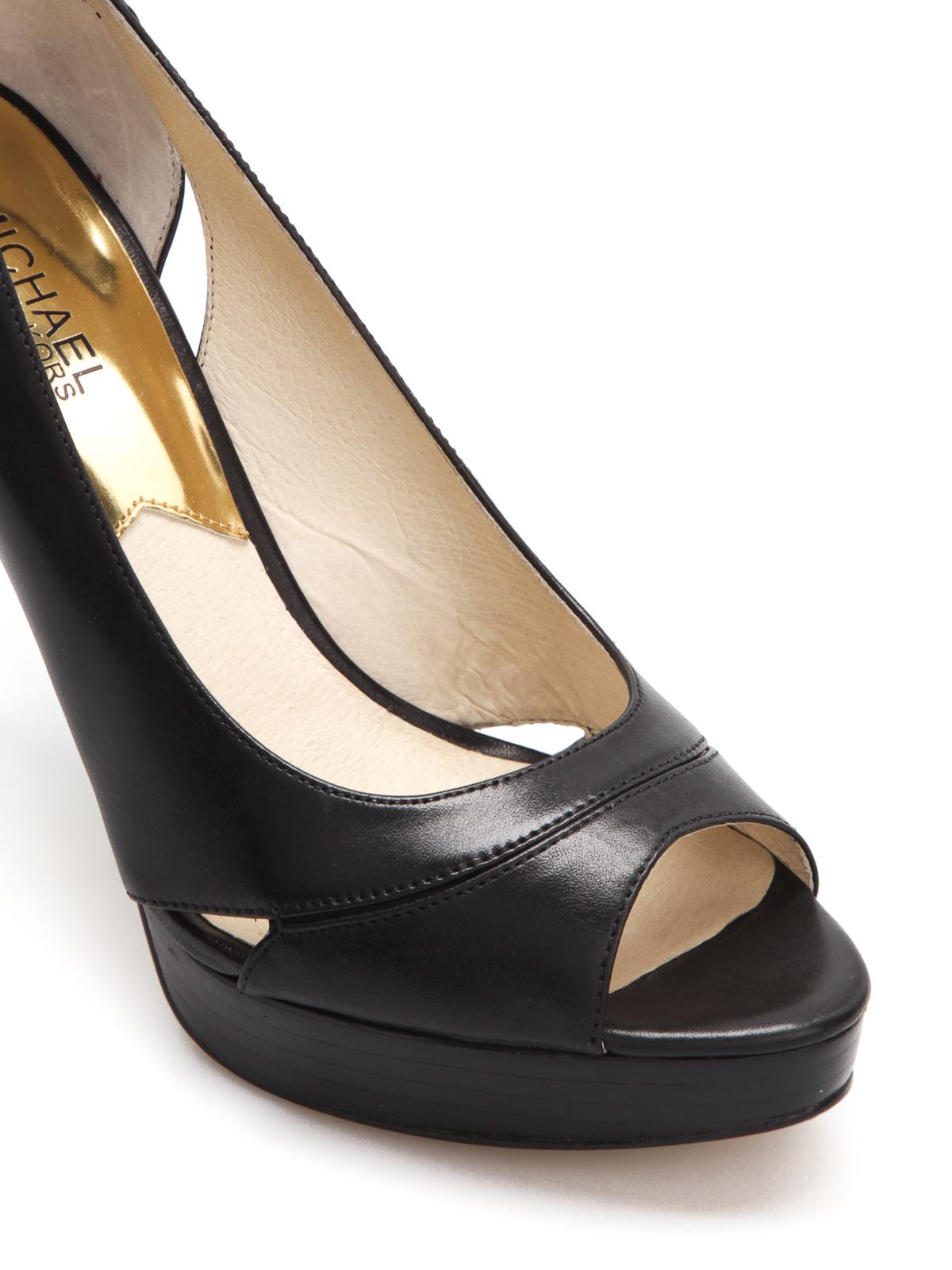 3d8d4637663f MICHAEL KORS buy online Hamilton open toe. MICHAEL KORS  court shoes -  Hamilton open toe
