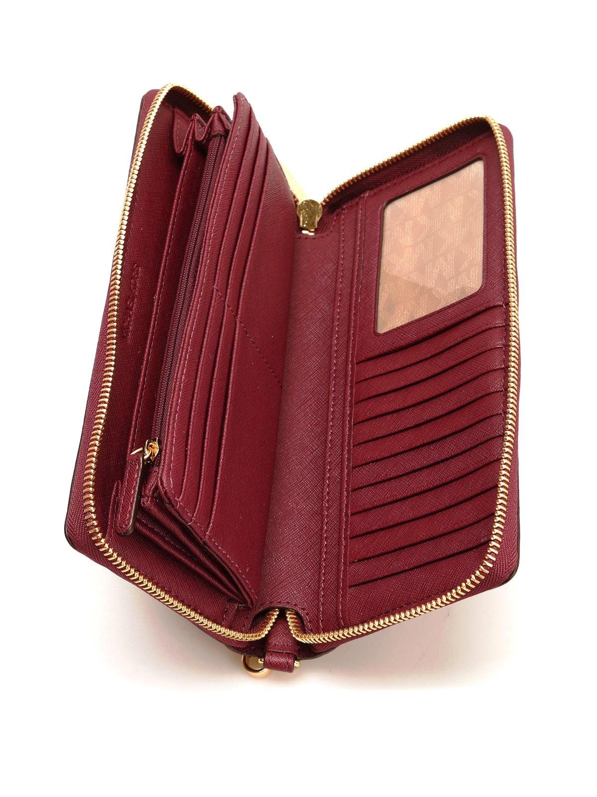 Michael Kors Jet Set Travel Käsilaukku : Jet set travel wallet by michael kors wallets purses