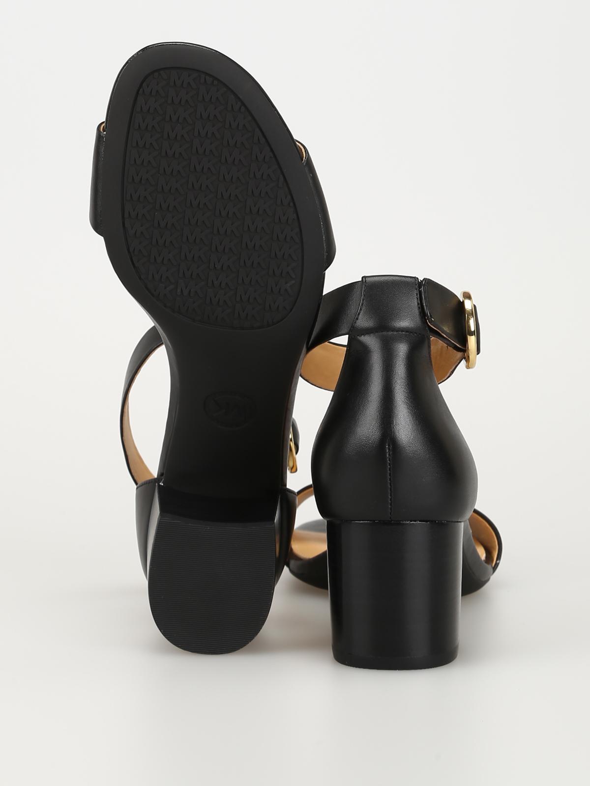 Michael Kors - Lena Flex black leather