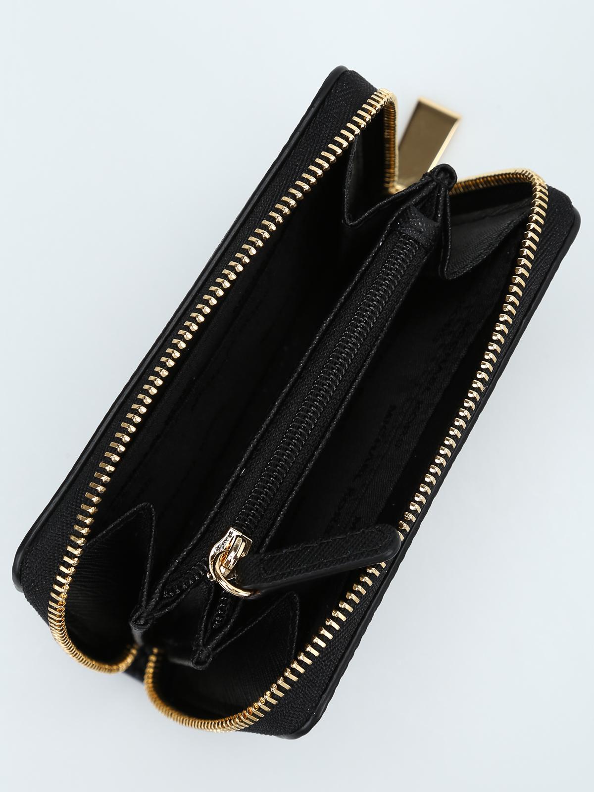 fd08dcdf19da Michael Kors - Money Pieces black card case - wallets & purses ...
