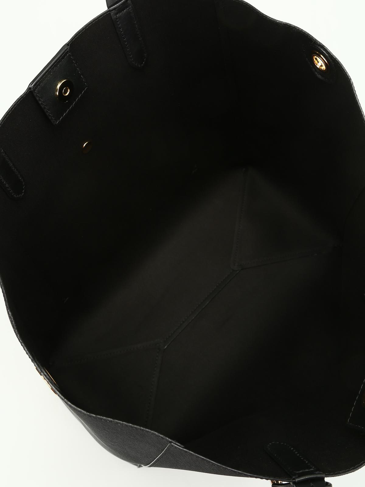 d23ec1e75466 Michael Kors - Penny coated twill convertible tote - totes bags ...