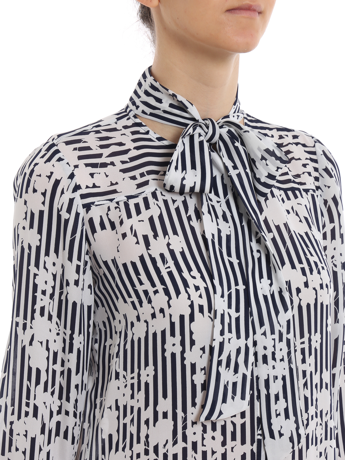 e38556475 MICHAEL KORS buy online Vestido Corto - Azul Oscuro · MICHAEL KORS  Vestidos  cortos ...