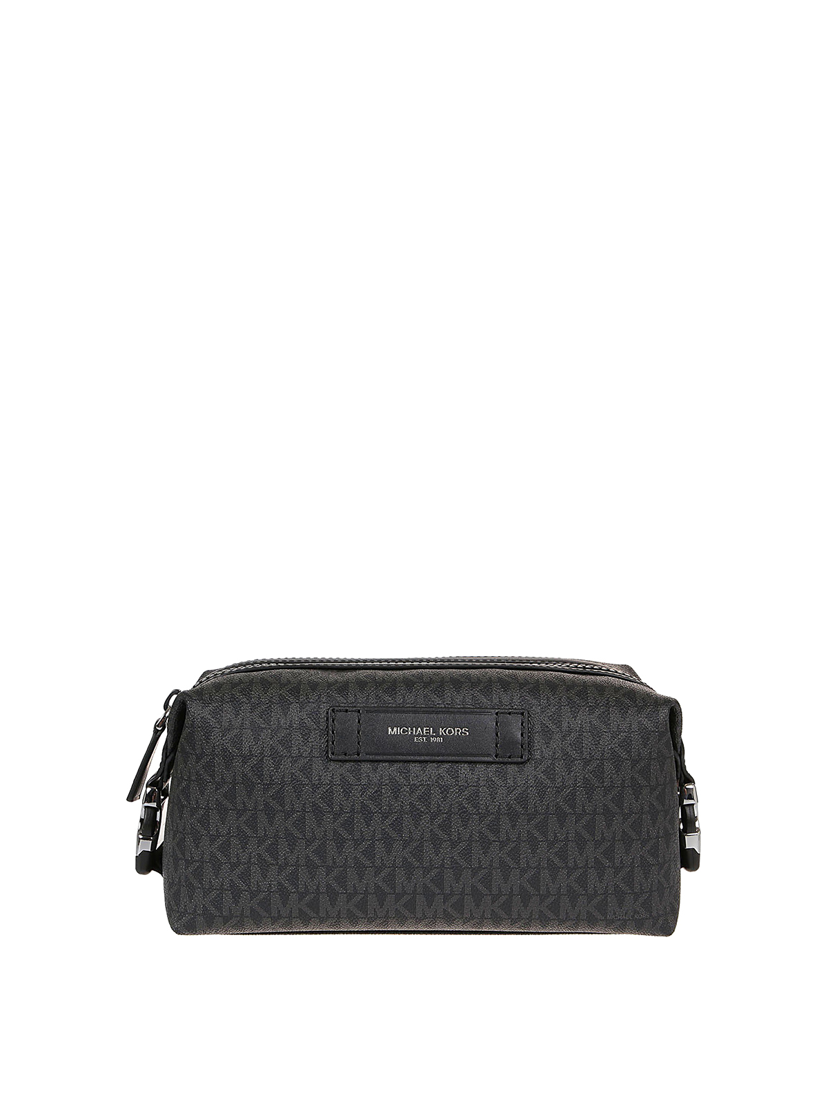 Michael Kors ALL OVER LOGO PRINT BEAUTY CASE