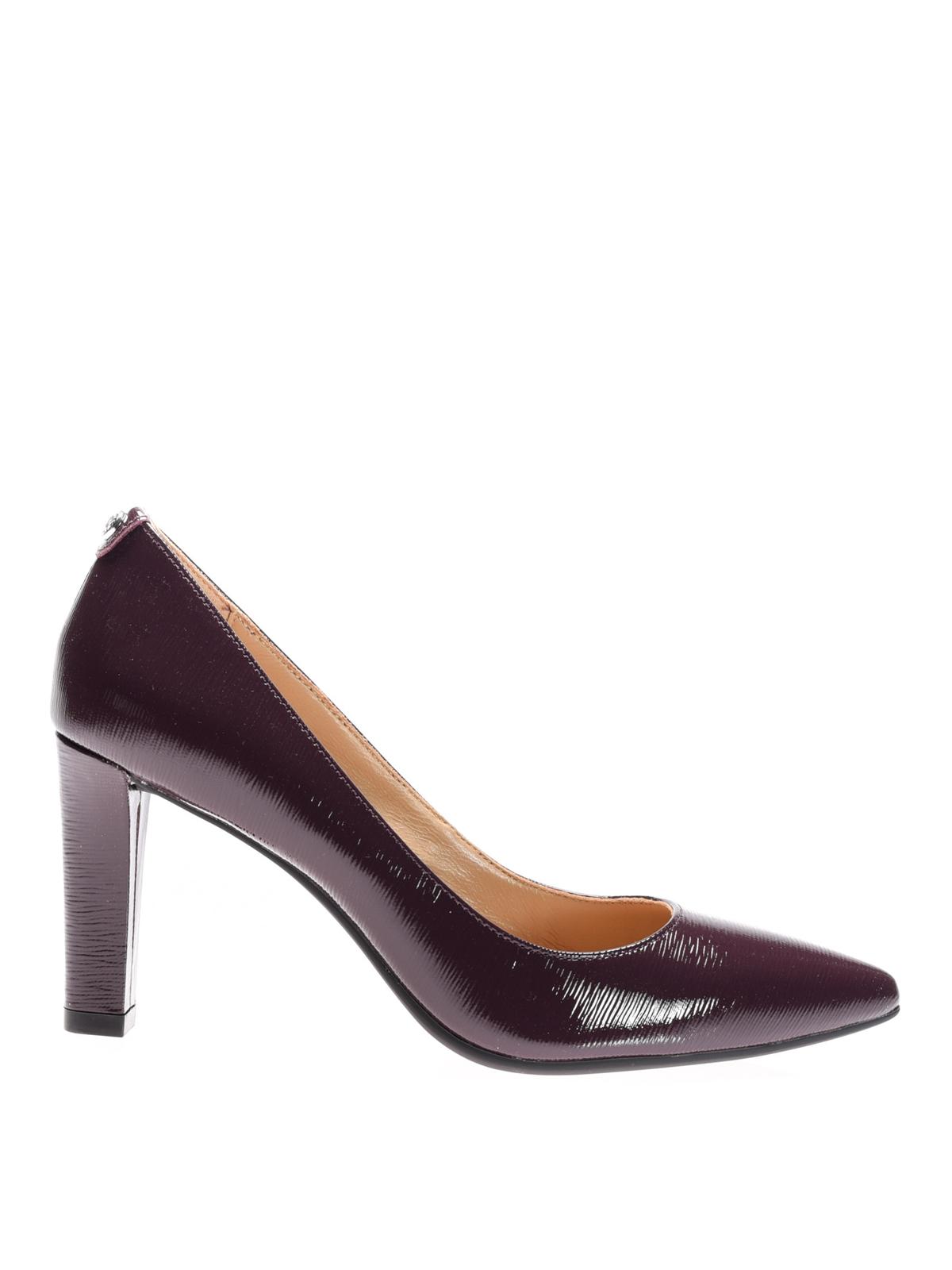 6fc99571a Michael Kors - Abbi Flex patent pumps - court shoes - 40F7ABMP1A599