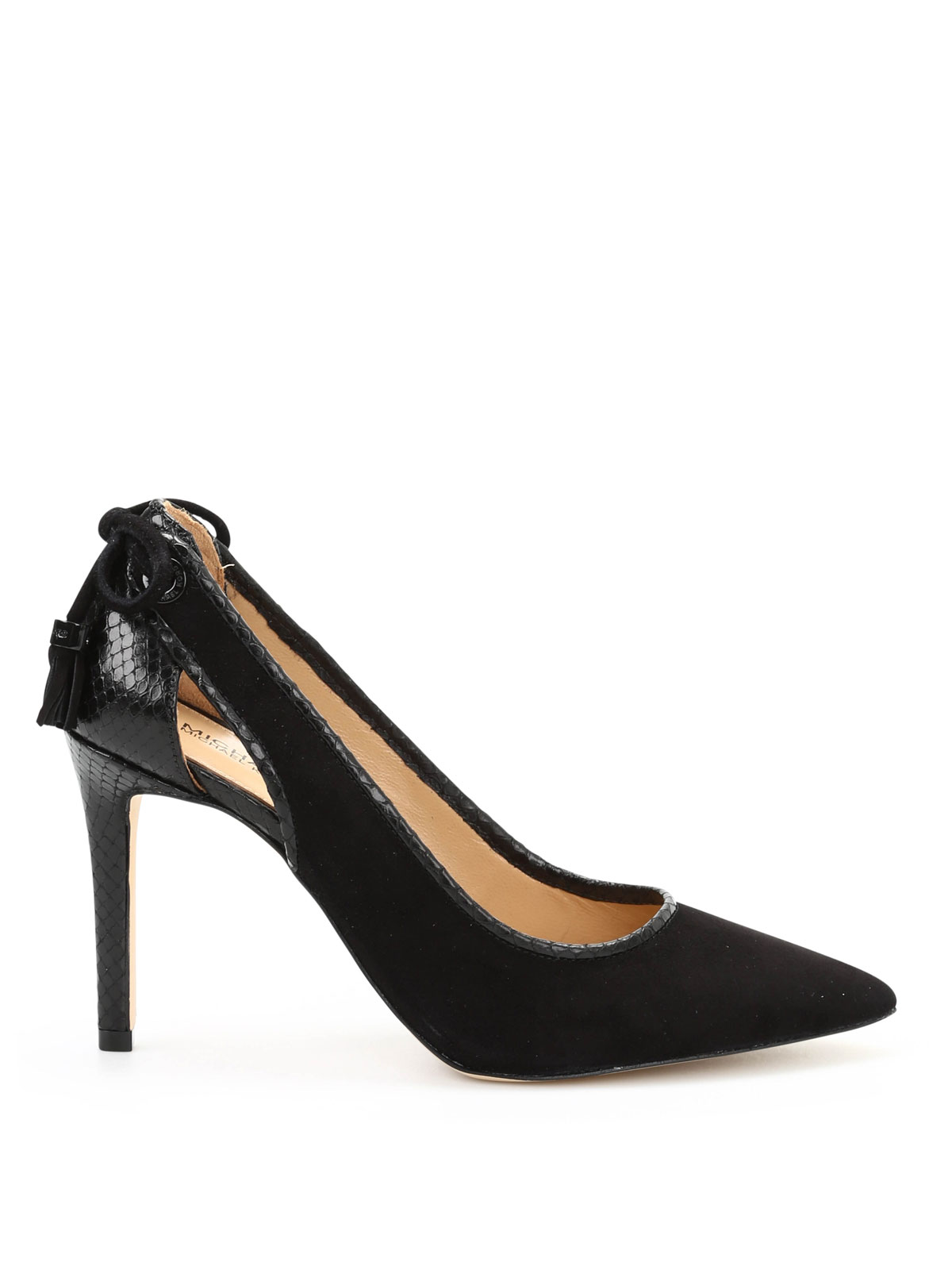 jennings pumps by michael kors court shoes ikrix. Black Bedroom Furniture Sets. Home Design Ideas