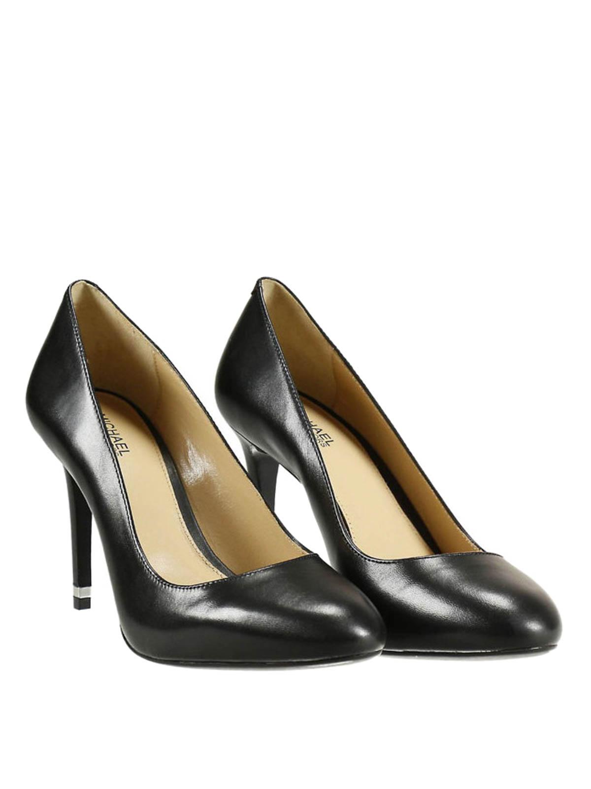 Michael Kors                                                            Ashby leather pumps