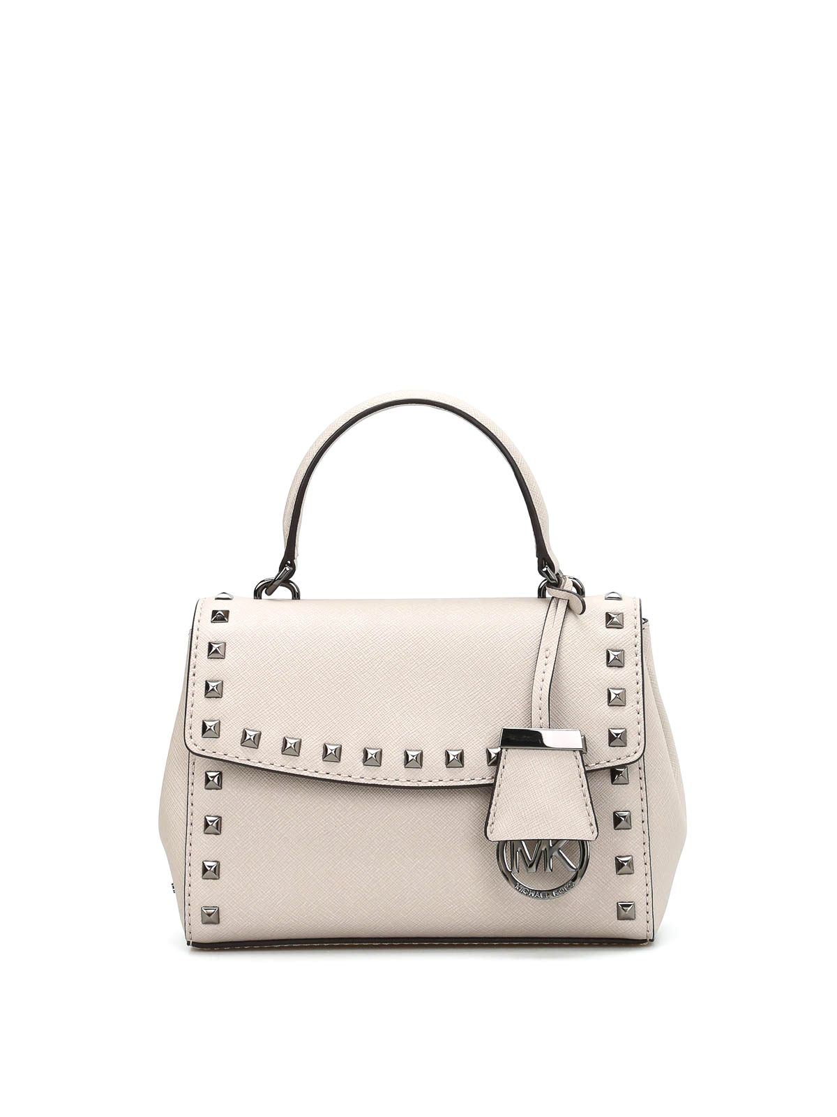 Michael Kors Crossbody Laukut : Ava stud xs saffiano crossbody by michael kors cross