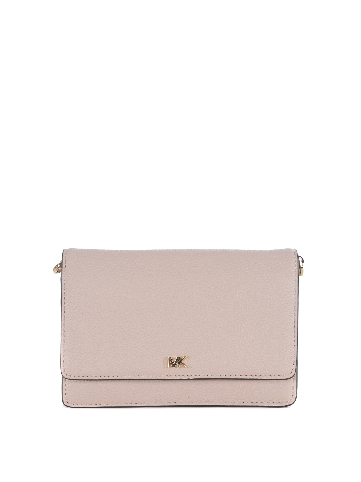 112dcf2ecfeb MICHAEL KORS: cross body bags - Mercer light pink smartphone cross body bag