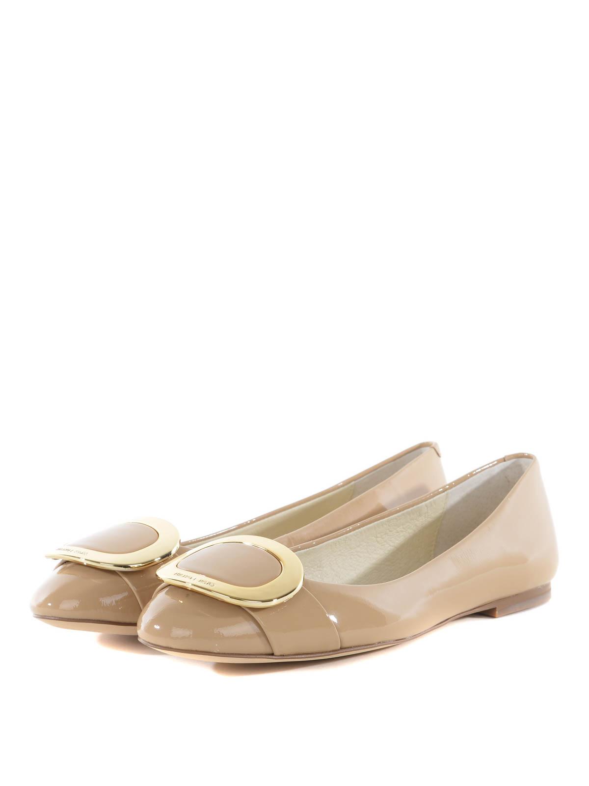 pauline ballet flats by michael kors flat shoes ikrix. Black Bedroom Furniture Sets. Home Design Ideas