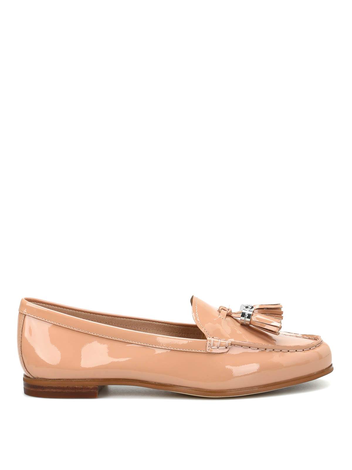 callahan patent leather loafers by michael kors loafers. Black Bedroom Furniture Sets. Home Design Ideas