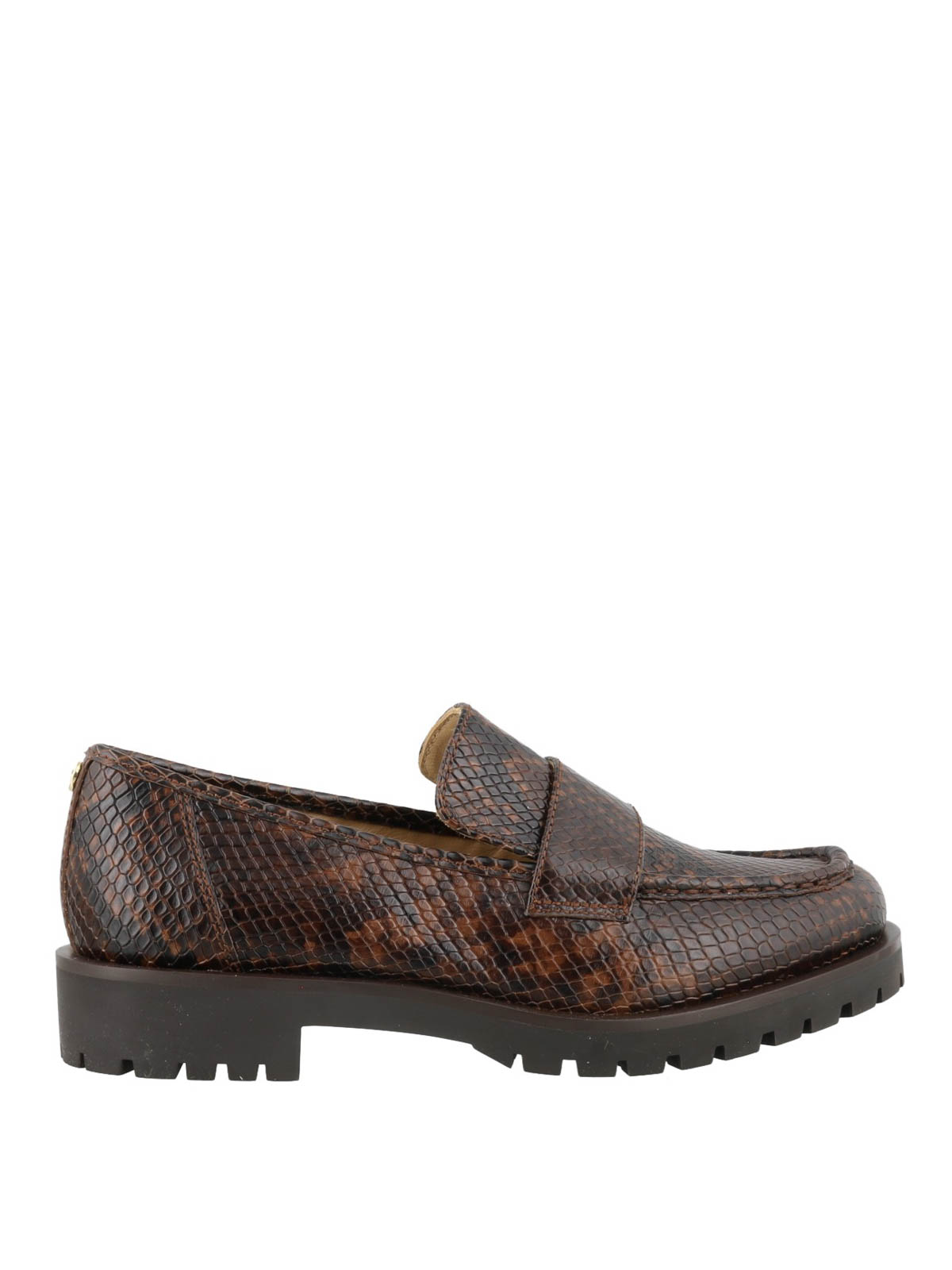 Michael Kors LEATHER LOAFERS