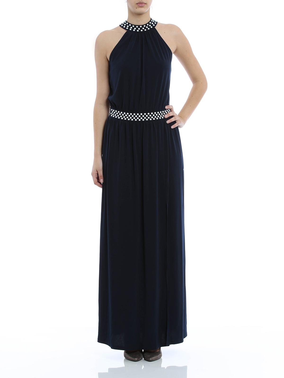 Embellished Maxi Dress By Michael Kors Maxi Dresses Ikrix