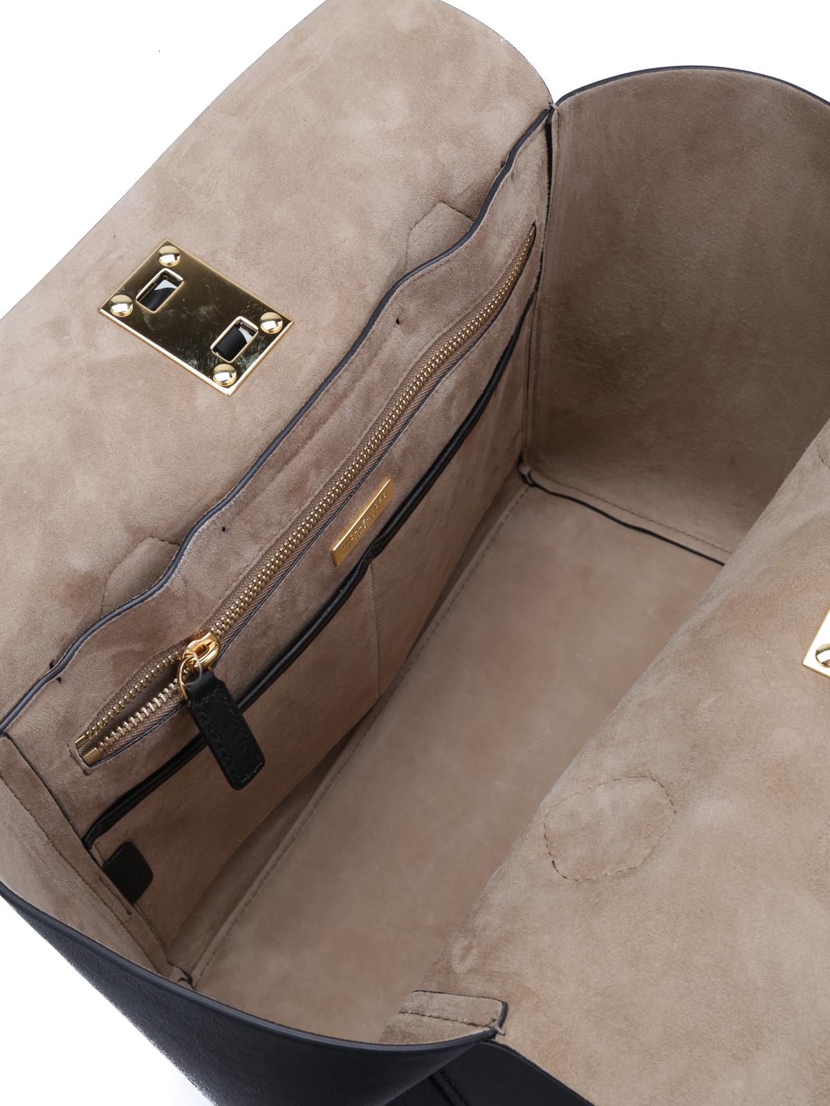 Michael Kors - Handtasche Miranda M - Handtaschen - 31F4GMDT6L BLACK 0b33e7fd93