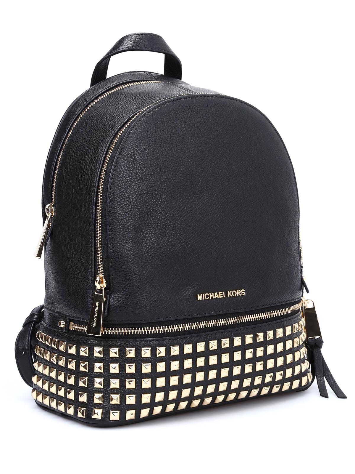 378ad0abed29ba Michael Kors - Rhea medium studded backpack - backpacks - 30S5GEZB5L 001