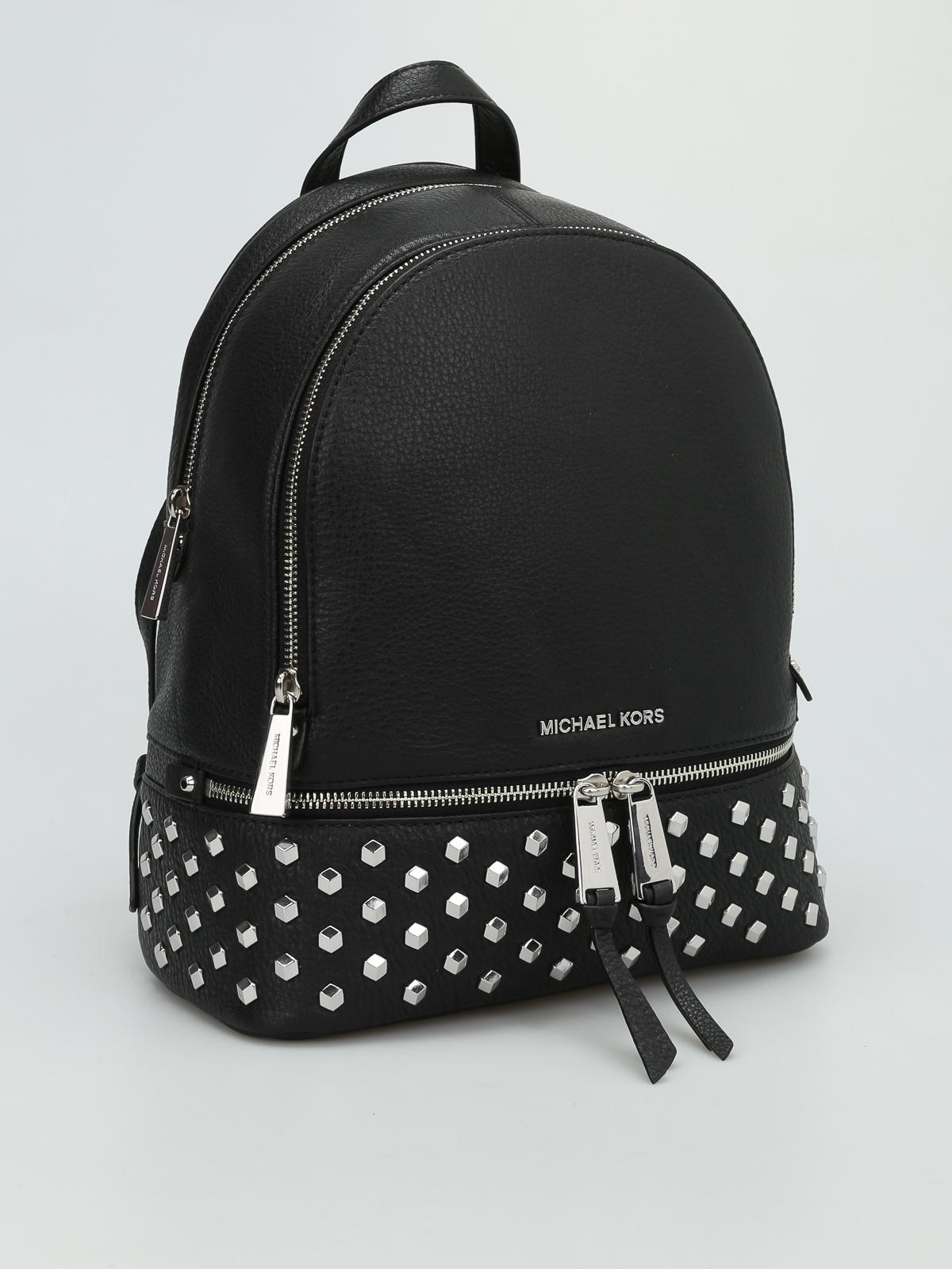 3945a5ac4febf3 Michael Kors - Rhea studded backpack - backpacks - 30S7SEZB2L 001