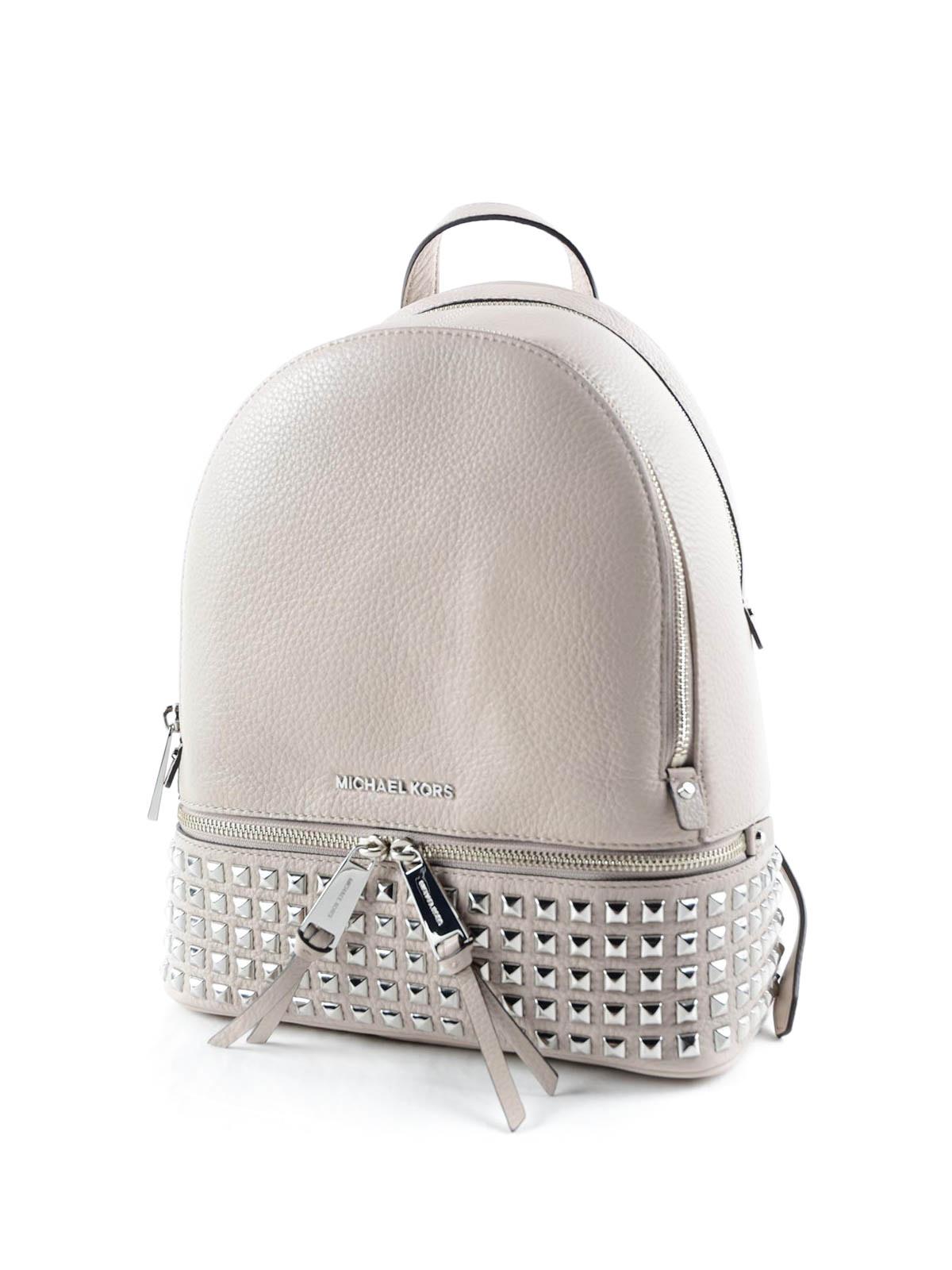 d83e96cd0237 Michael Kors - Rhea studded medium backpack - backpacks - 30S5SEZB5L 092