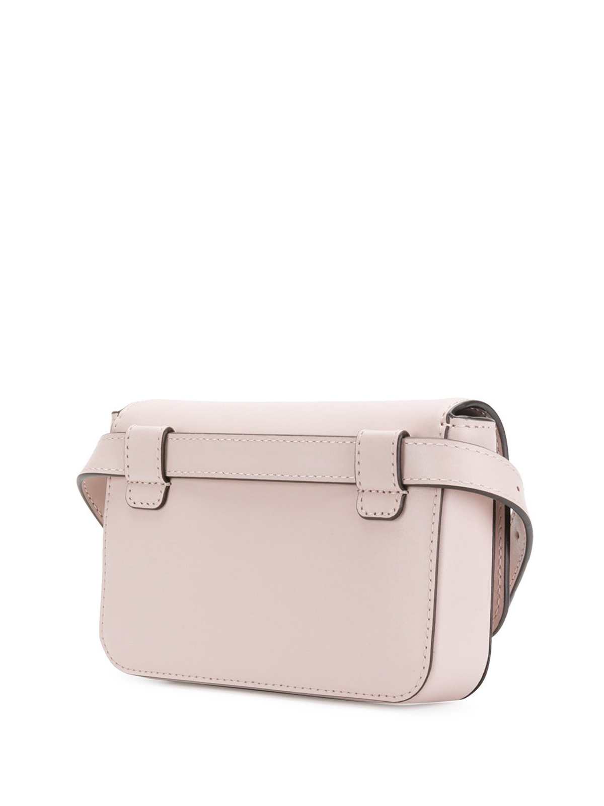 Michael Kors Mott light pink belt bag belt bags