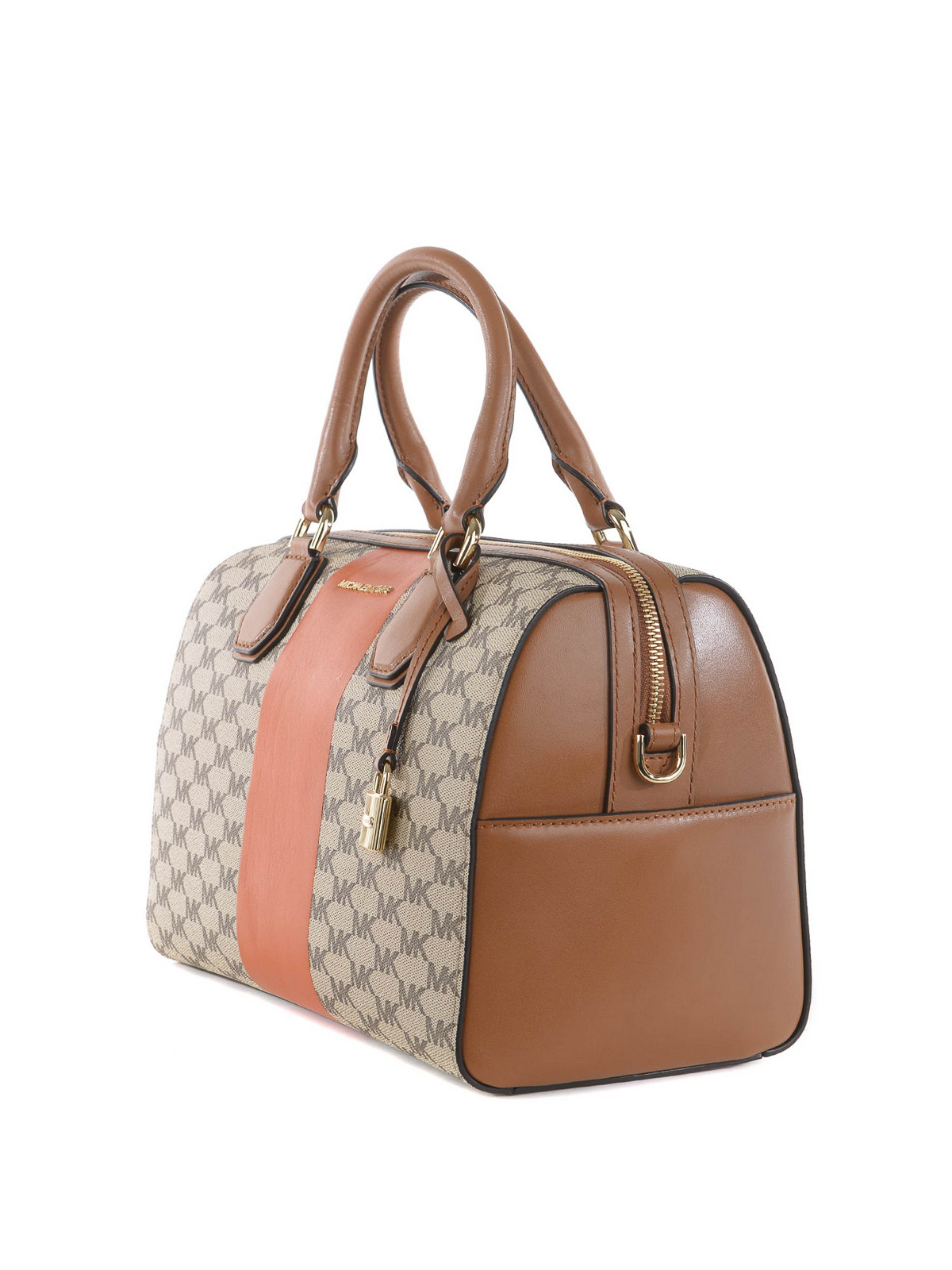 Michael Kors Medium Mercer Bowling Bag Bags