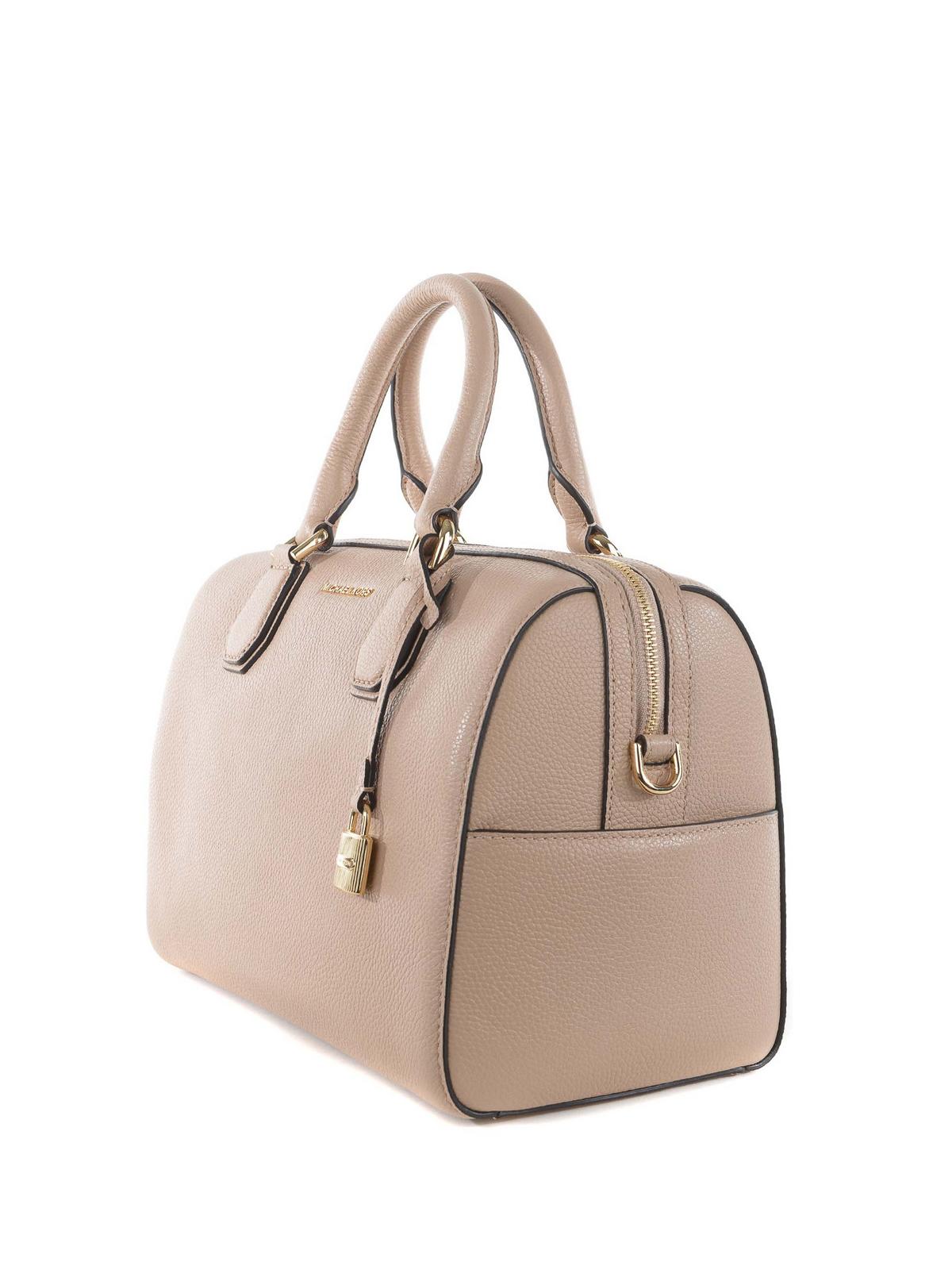 27d35f49203584 Michael Kors - Medium Mercer bowling bag - bowling bags - 30H6GM9U2L134