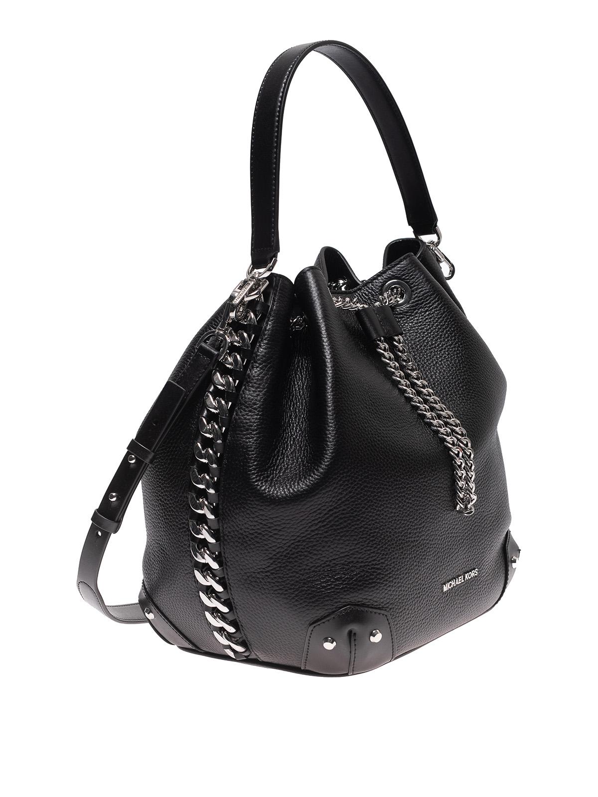 Michael Kors - Alanis large bucket bag - Bucket bags - 30T9SNJM3L001