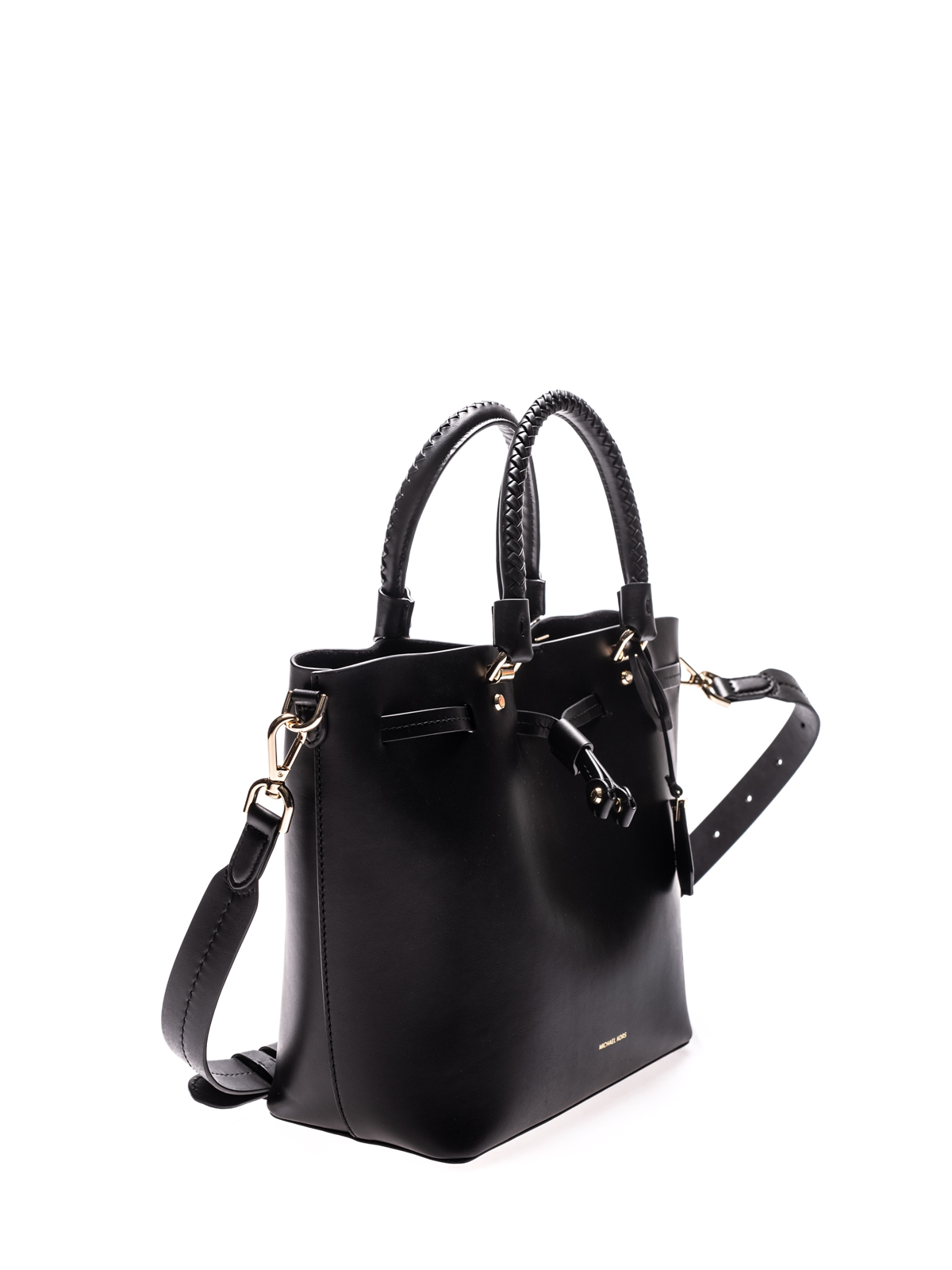 aef99f176253 MICHAEL KORS: Bucket bags online - Blakely black medium bucket bag