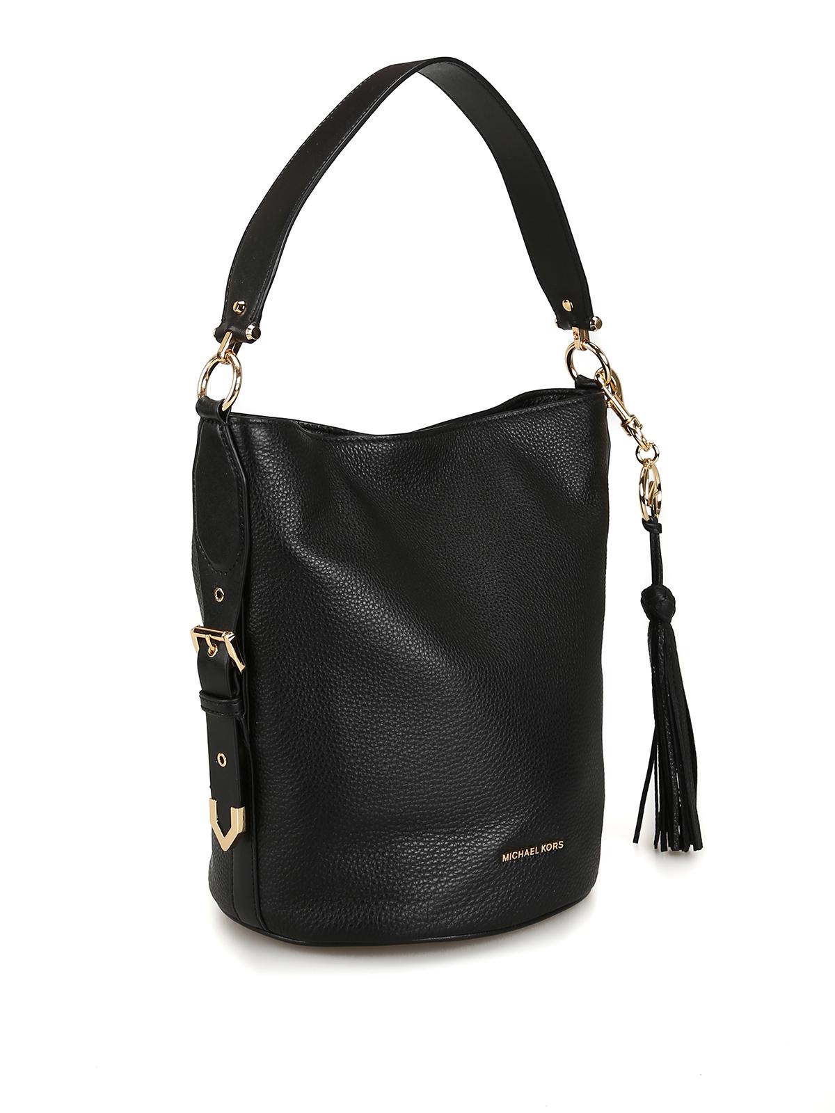 Michael Kors Bucket Bag Schwarz Bucket bags