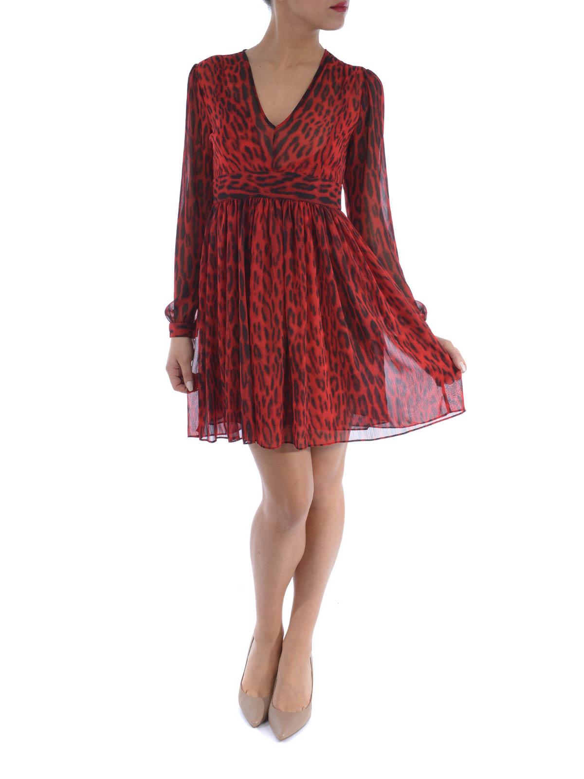 Vestidos rojos michael kors
