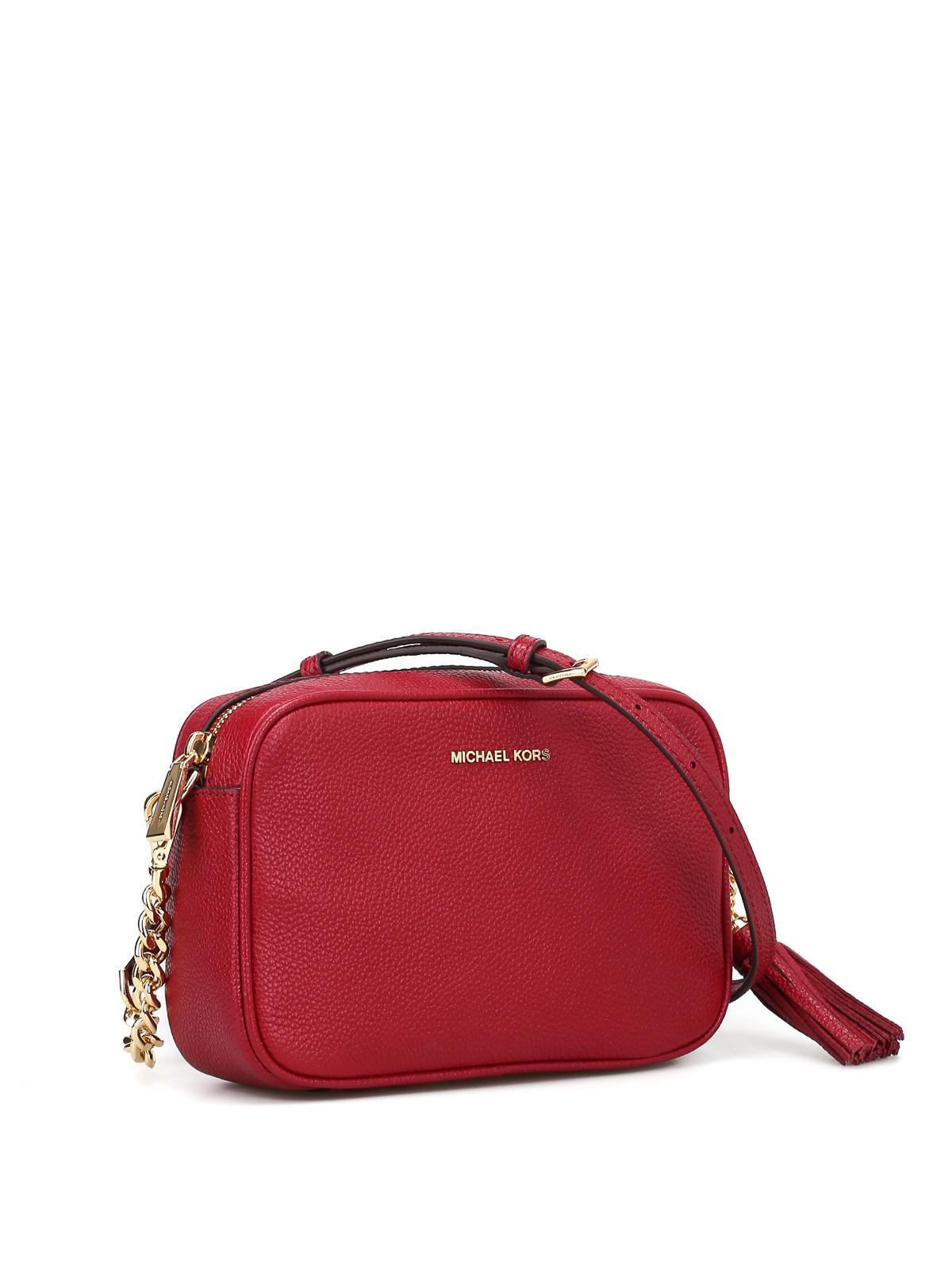 7424627f8d4c Michael Kors - Ginny medium camera bag - cross body bags - 32F7GGNM8L550