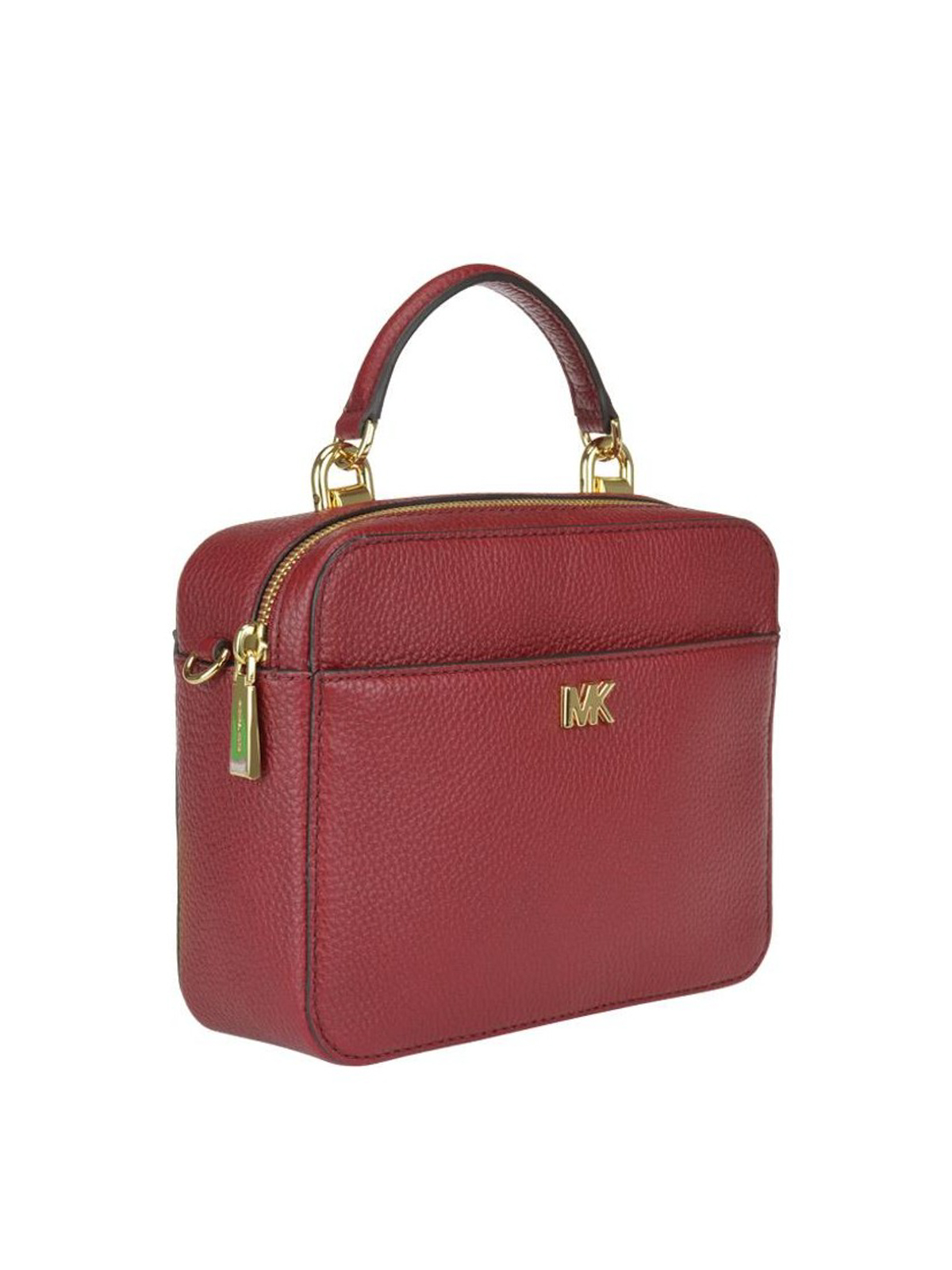 36cb969e9aec MICHAEL KORS  cross body bags online - Grained leather briefcase style bag