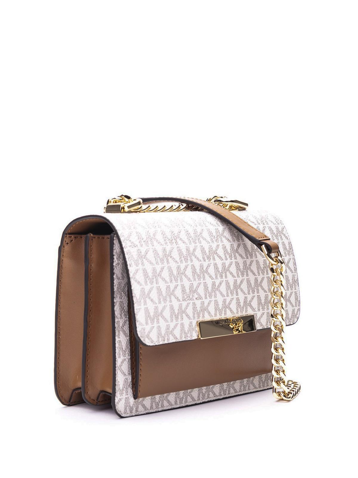 Michael Kors - Jade extra small bag - کیف کج - 32H9GJ4C0B149 | iKRIX