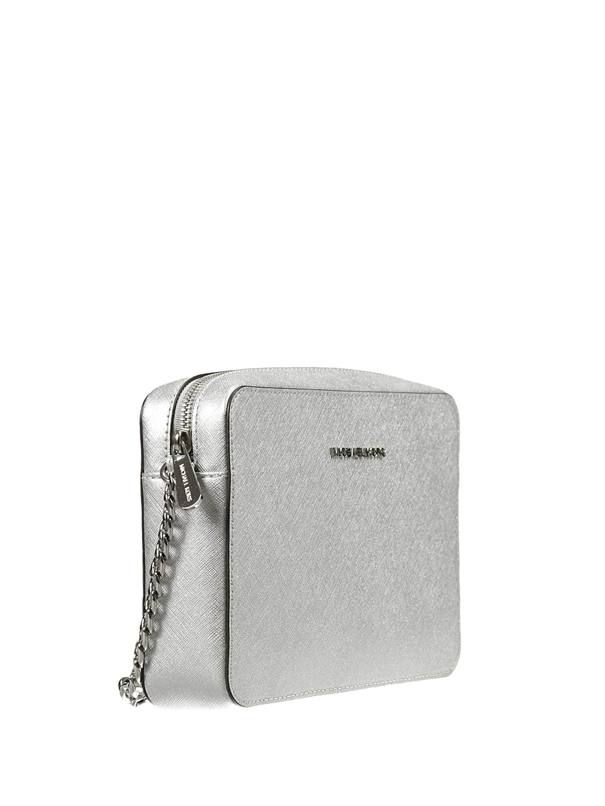 b7841f9735 MICHAEL KORS: cross body bags online - Large Jet Set Travel crossbody bag