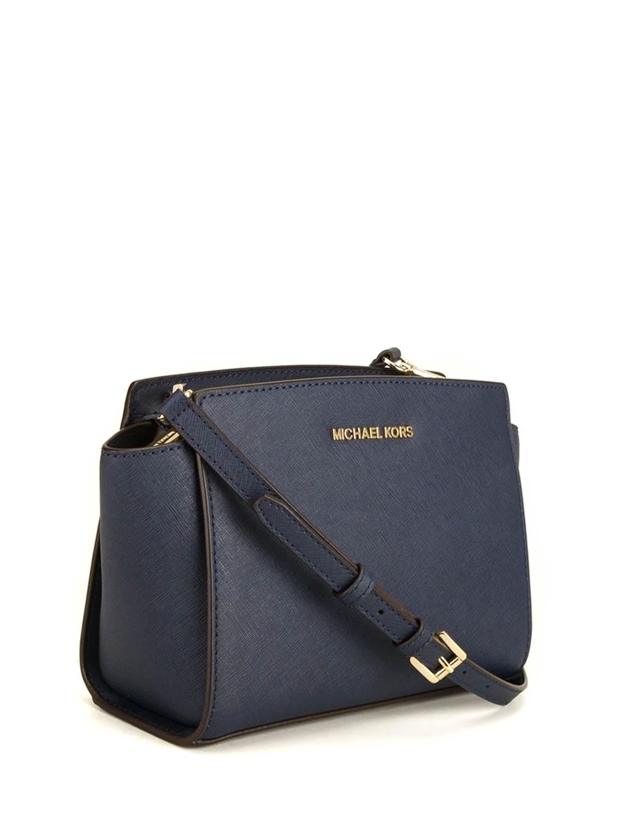 Michael Michael Kors Taschen aus Leinen Blau 6968469
