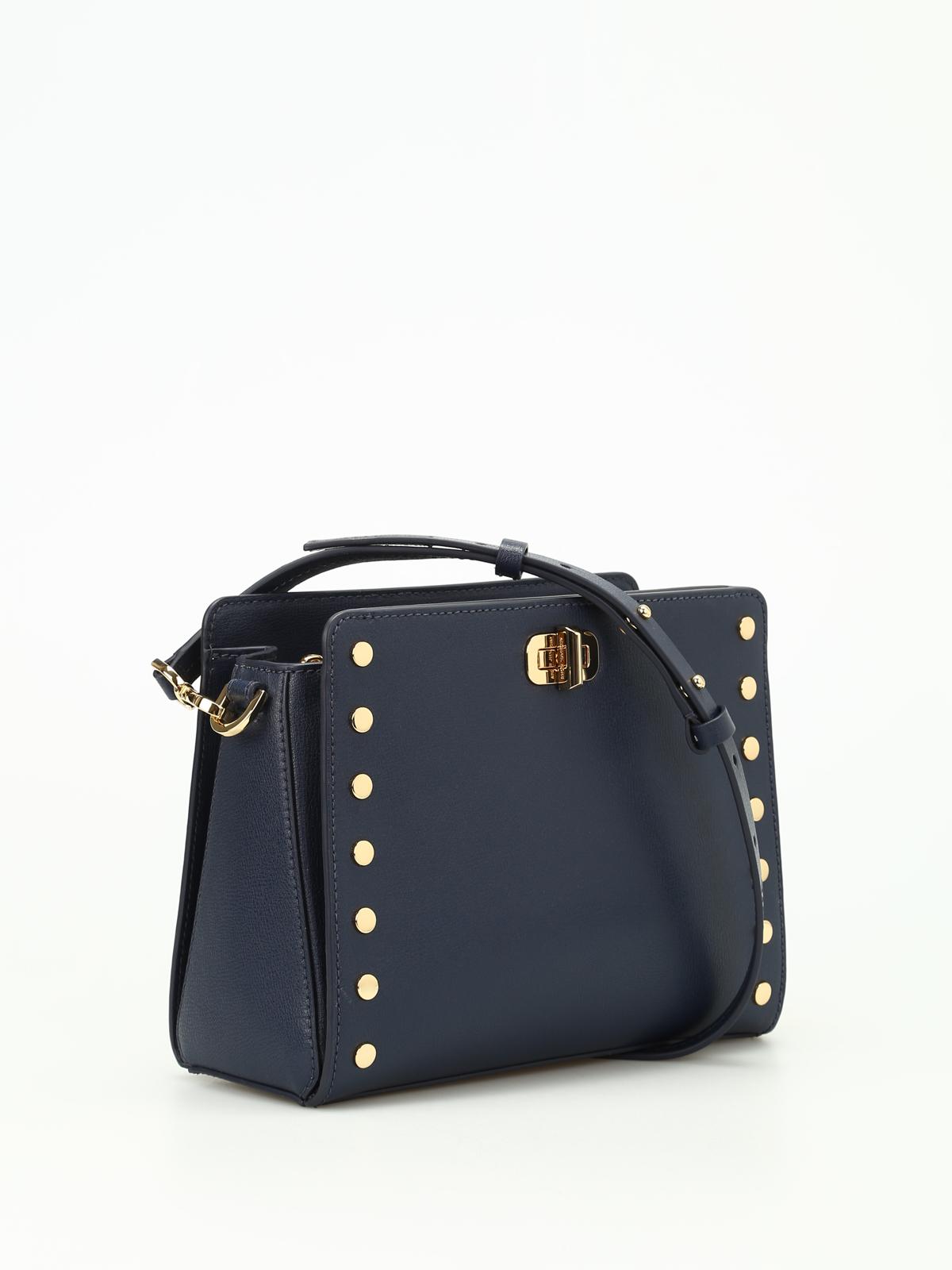 382d8c03ab4d MICHAEL KORS: cross body bags online - Sylvie studded messenger bag