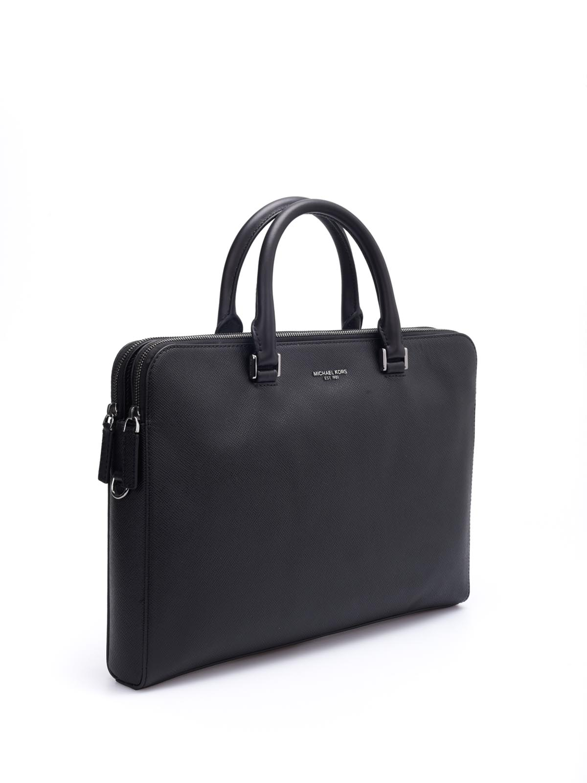 Michael Kors Laptop Bags Briefcases Online Leather Briefcase