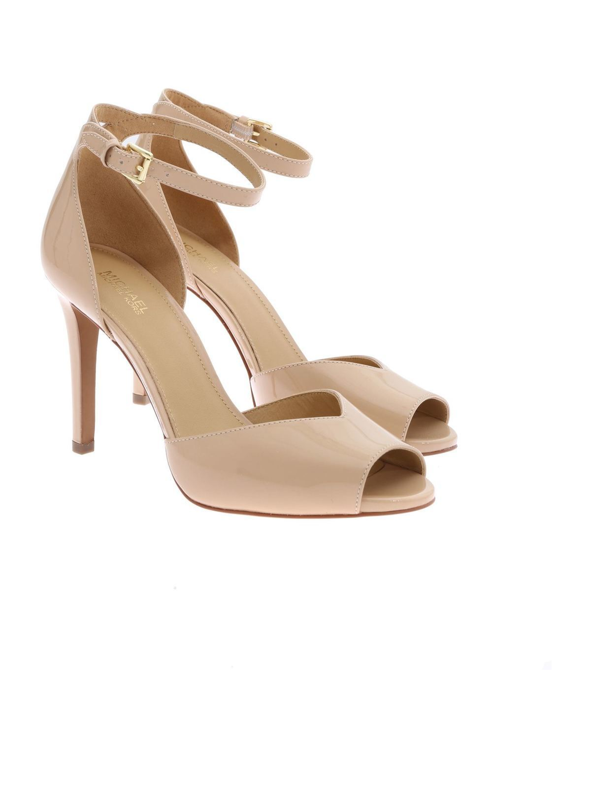 Michael Kors - Cambria patent leather