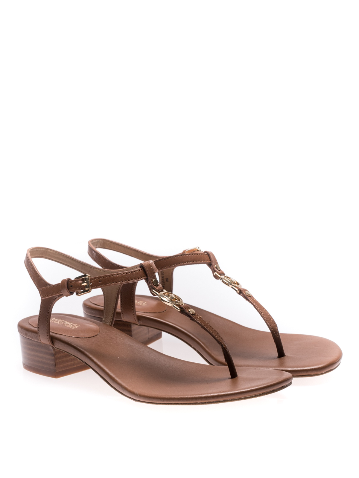 Michael Kors - Cayla Mid brown leather