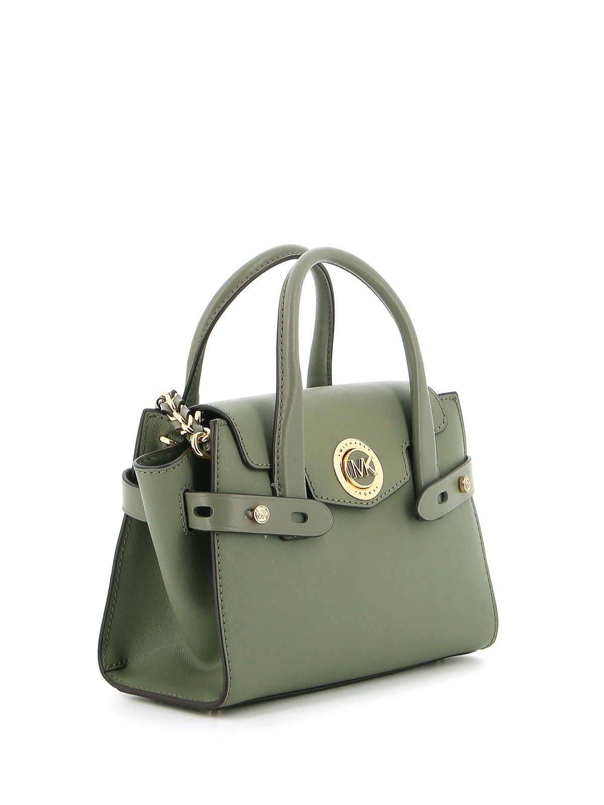Carmen extra-small leather bag